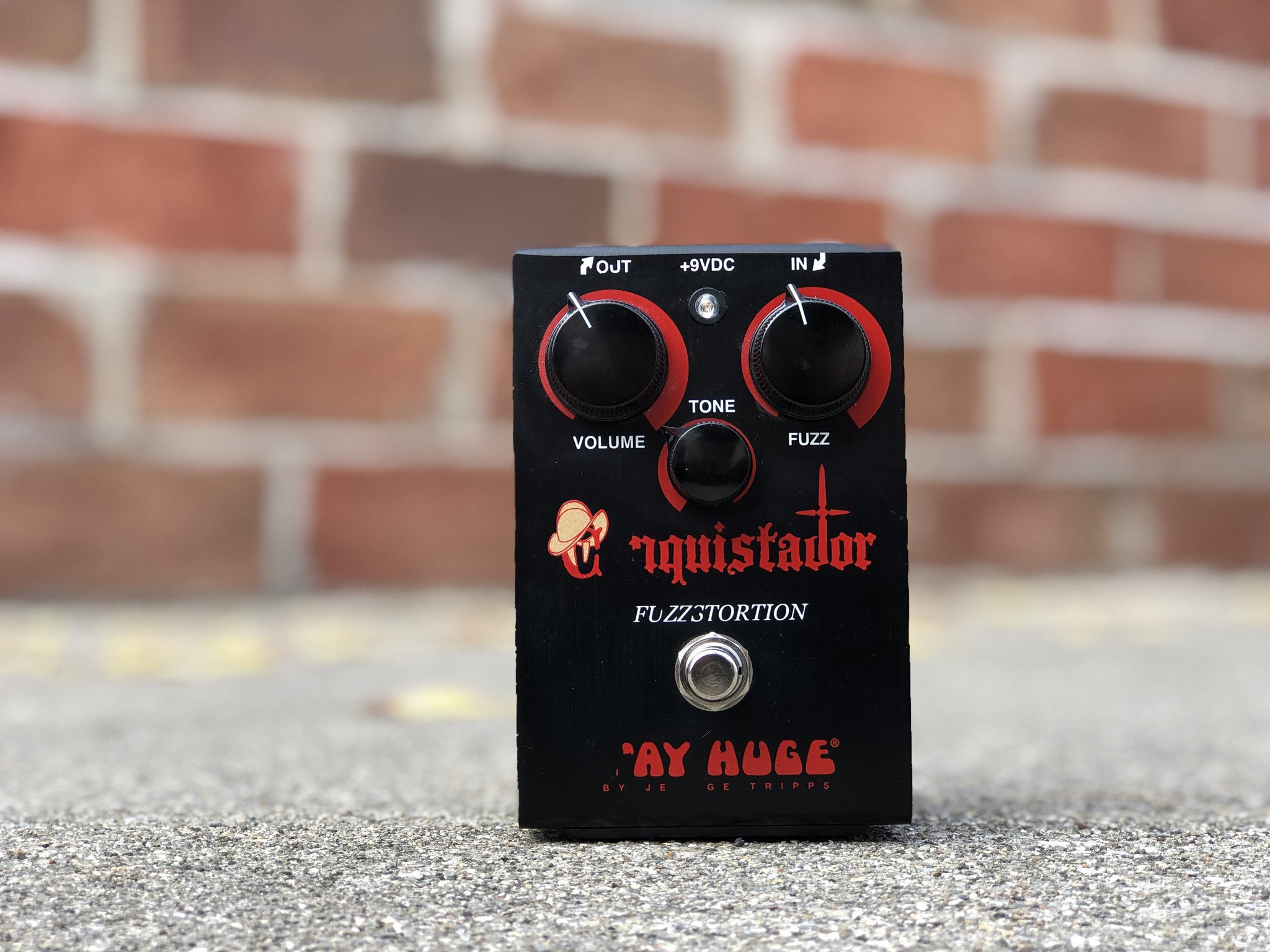 Way Huge Conquistador Fuzzstortion-1