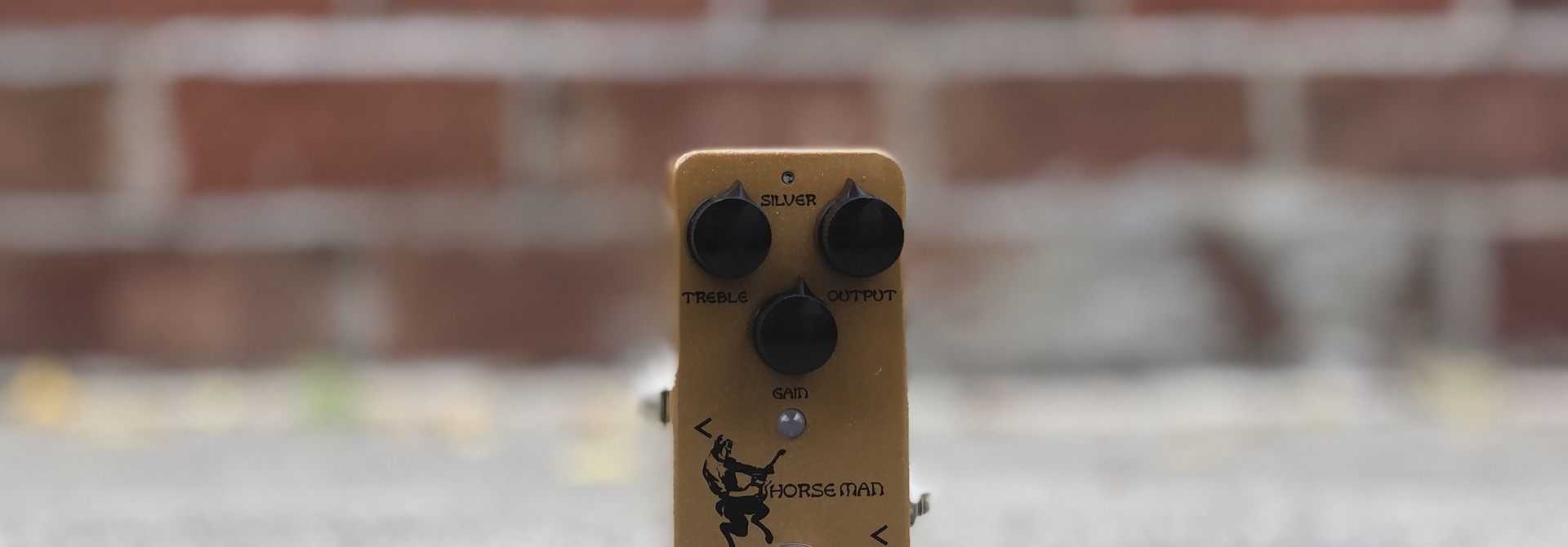 Nux Horseman Overdrive Used