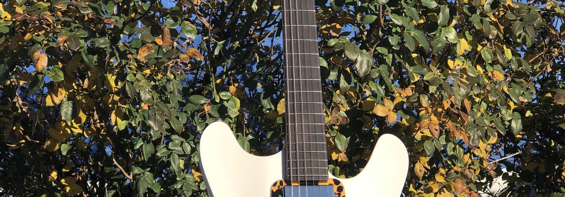Hoosier Guitars Telegraph Prototype #1