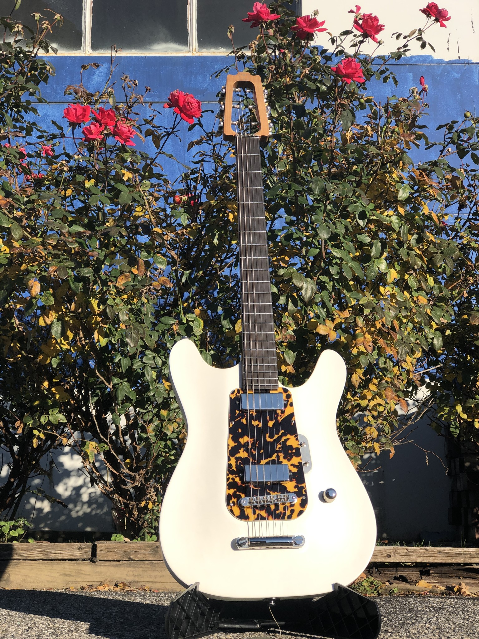 Hoosier Guitars Telegraph Prototype #1-1