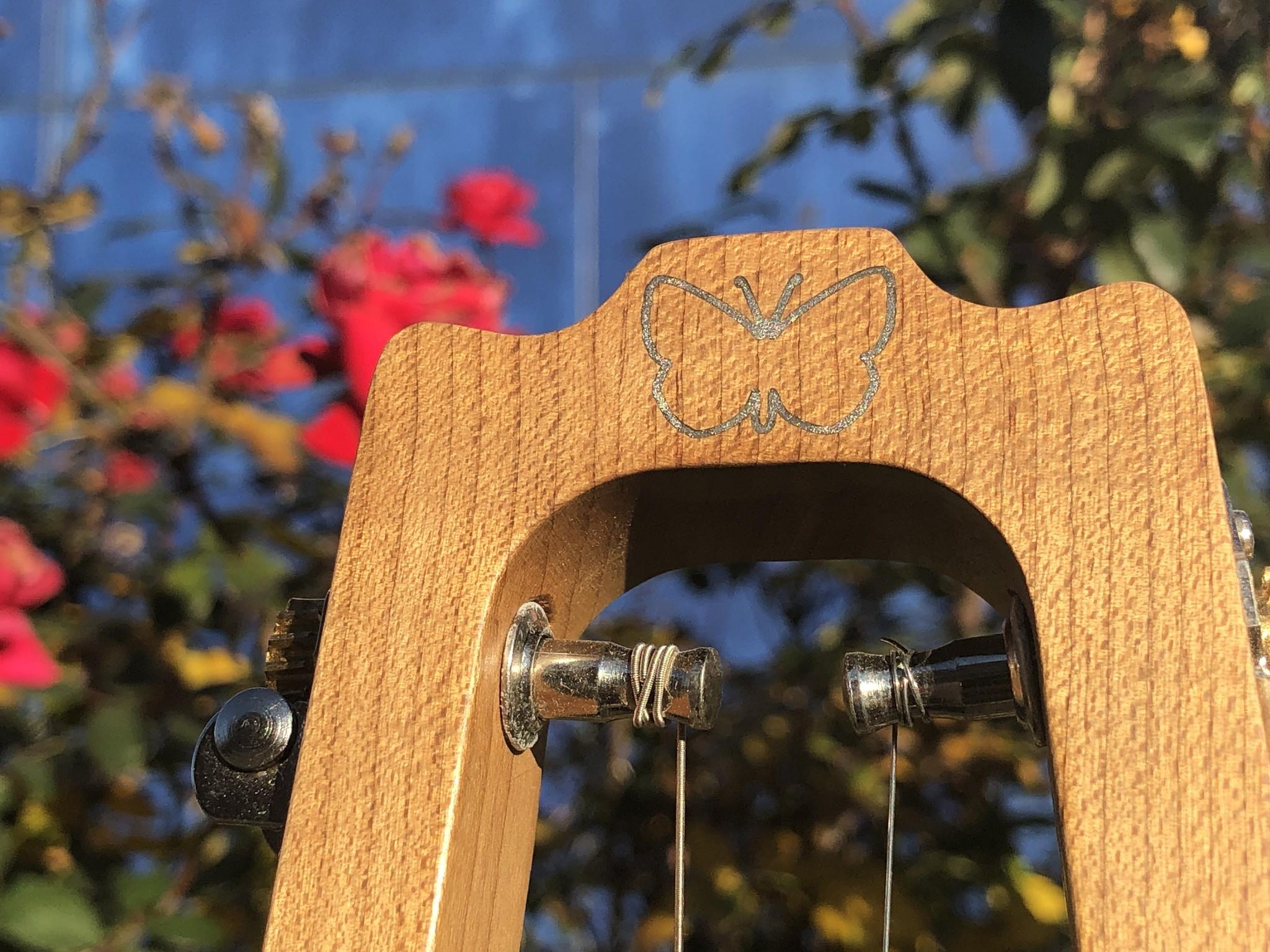 Hoosier Guitars Telegraph Prototype #1-6