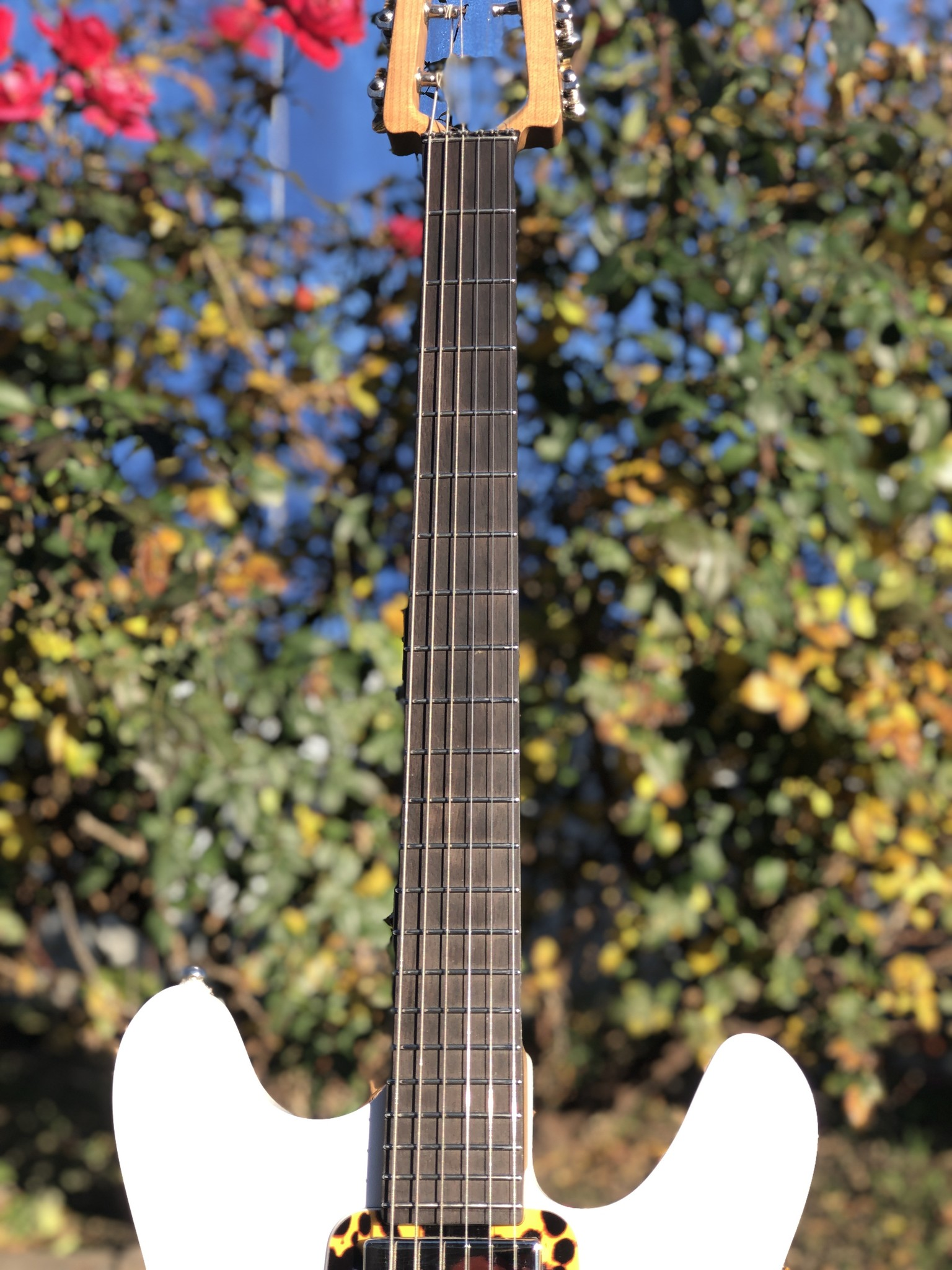 Hoosier Guitars Telegraph Prototype #1-4