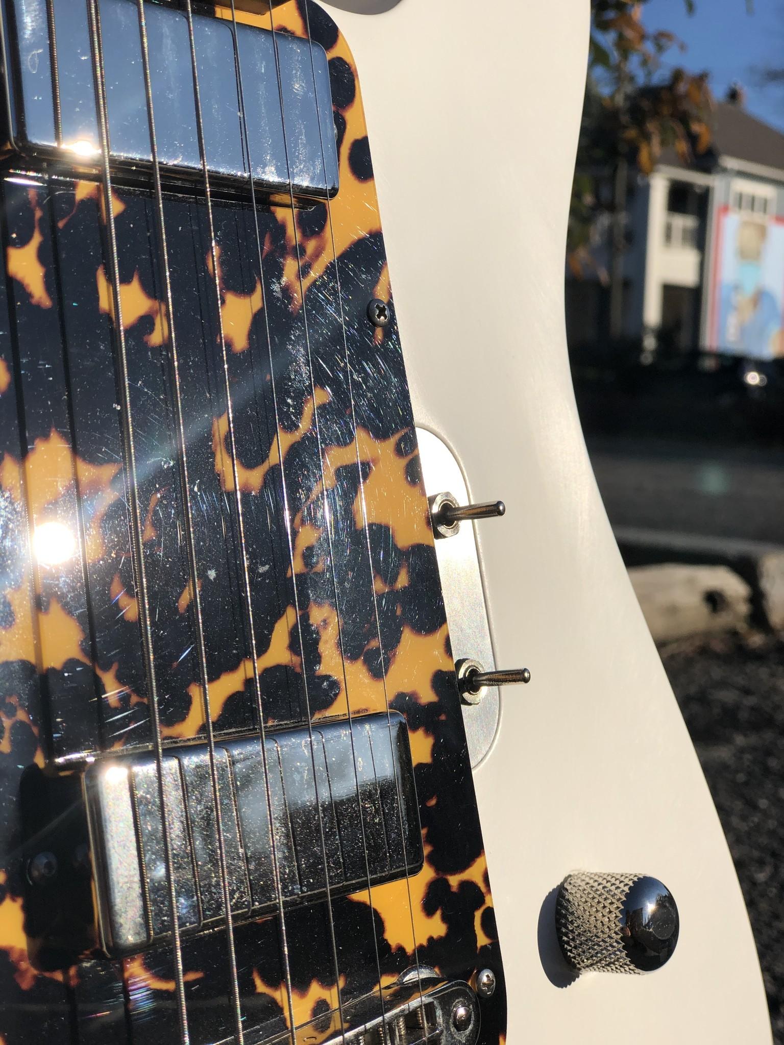 Hoosier Guitars Telegraph Prototype #1-3