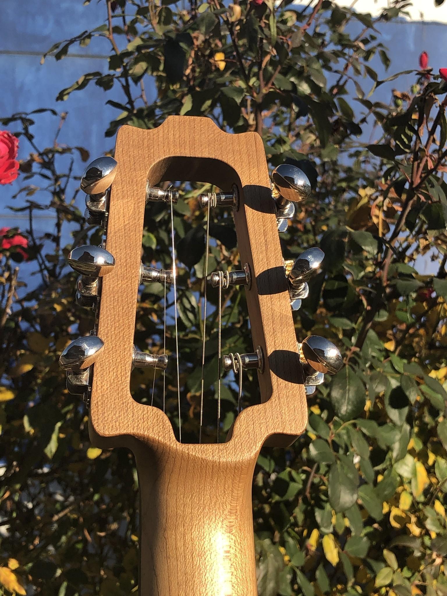Hoosier Guitars Telegraph Prototype #1-7