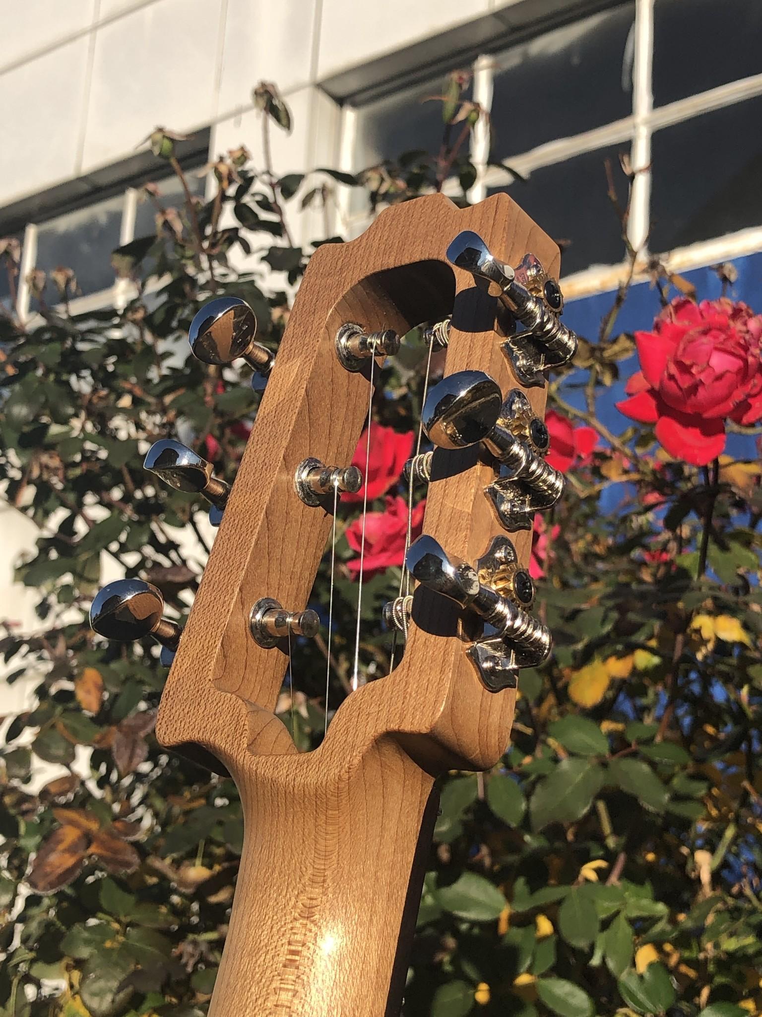 Hoosier Guitars Telegraph Prototype #1-5