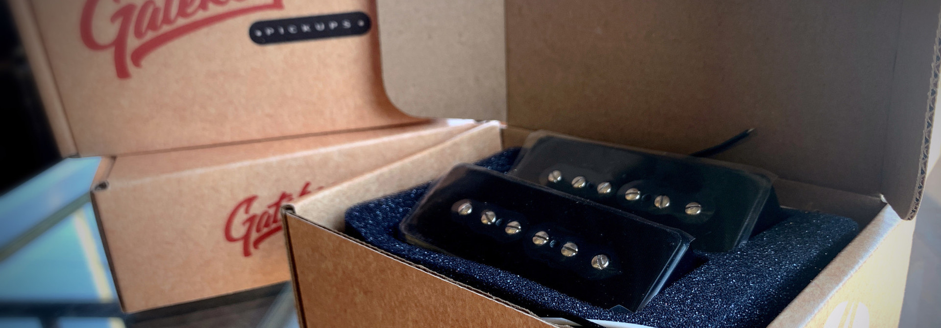 Gatekeeper Pickups P90 Set - GKP-SC90