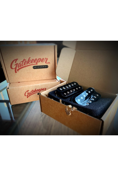 Gatekeeper Pickups Humbucker Set - GKP-SCH