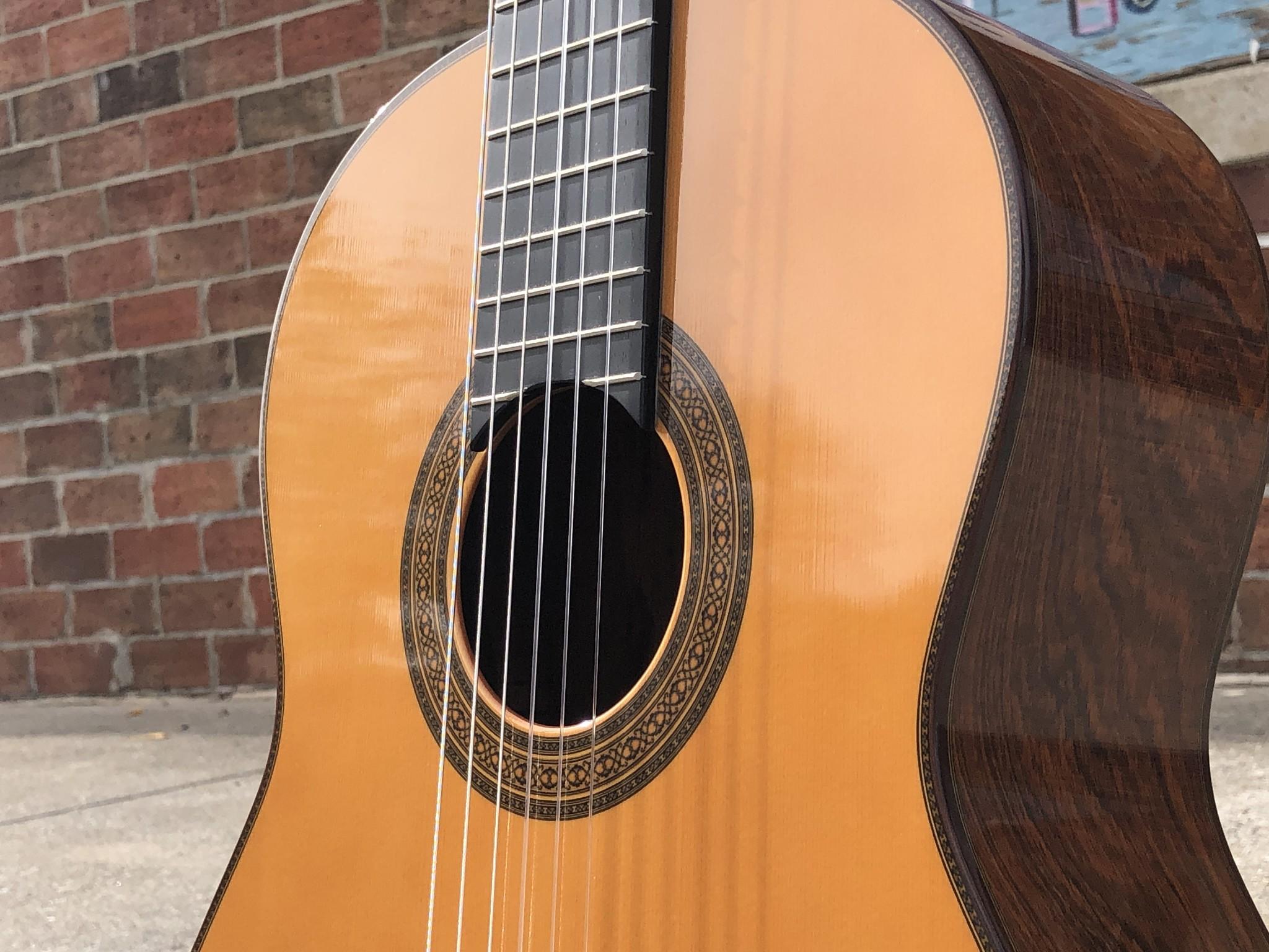 Yamaha GC-41 Classical-5