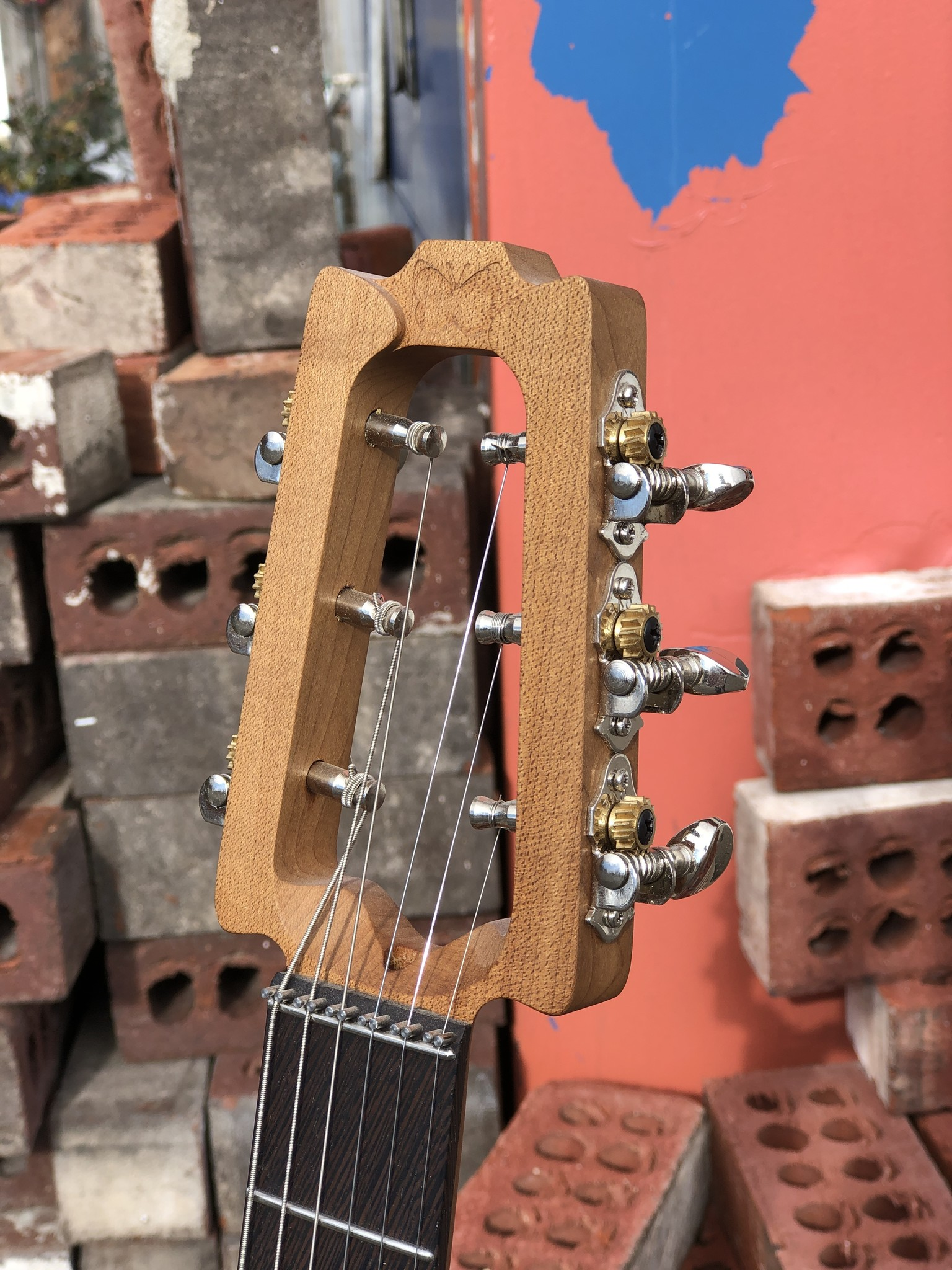 Hoosier Guitars Telegraph Prototype #2-4