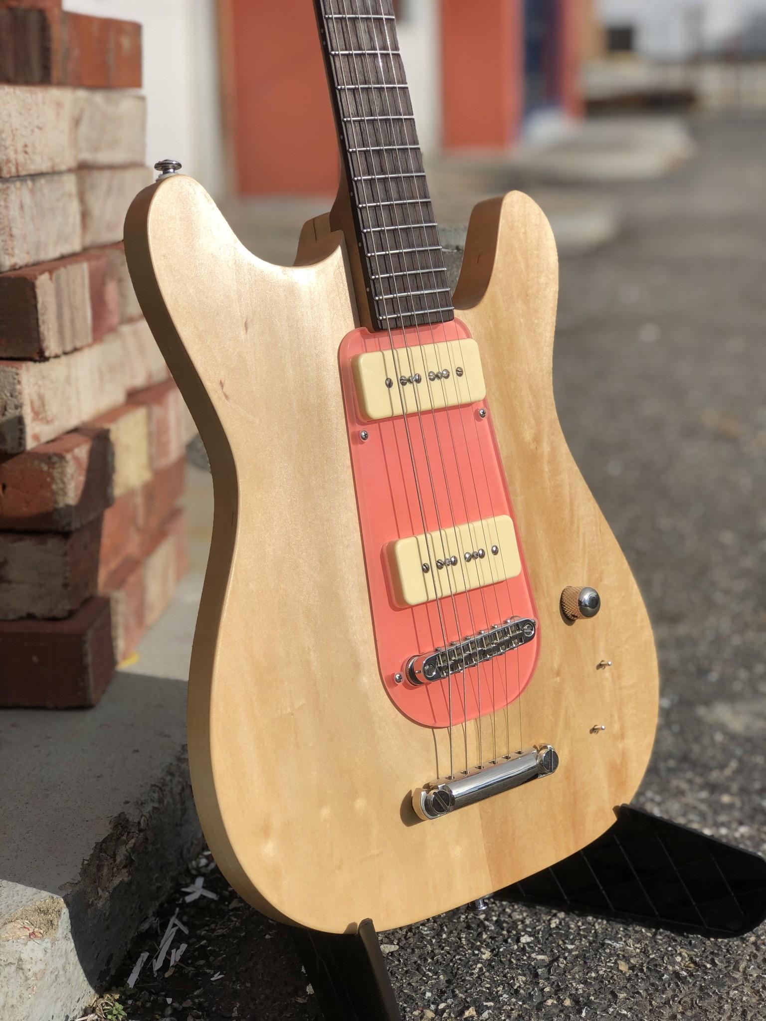 Hoosier Guitars Telegraph Prototype #2-2