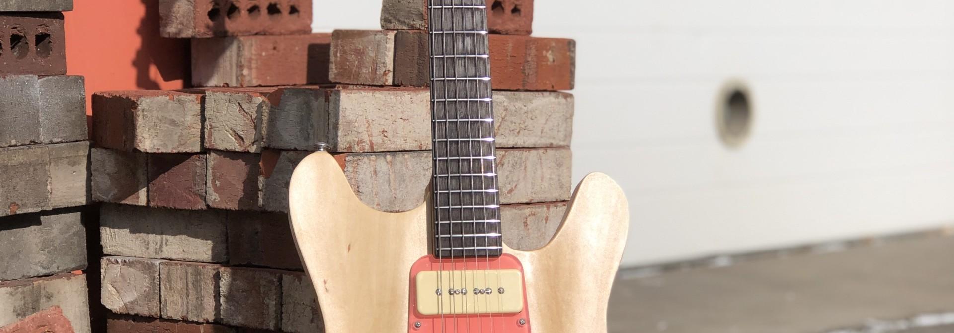 Hoosier Guitars Telegraph Prototype #2