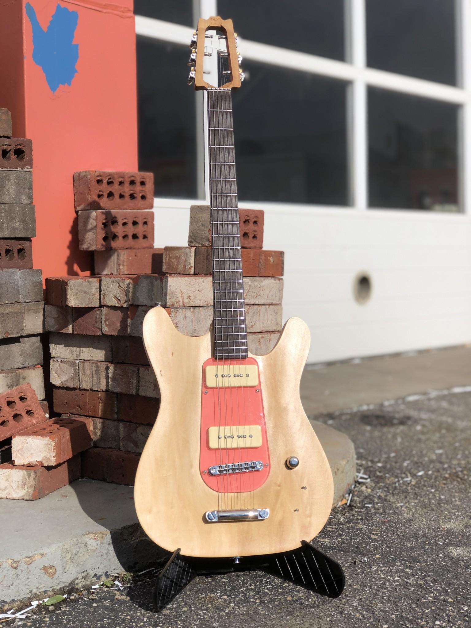 Hoosier Guitars Telegraph Prototype #2-1