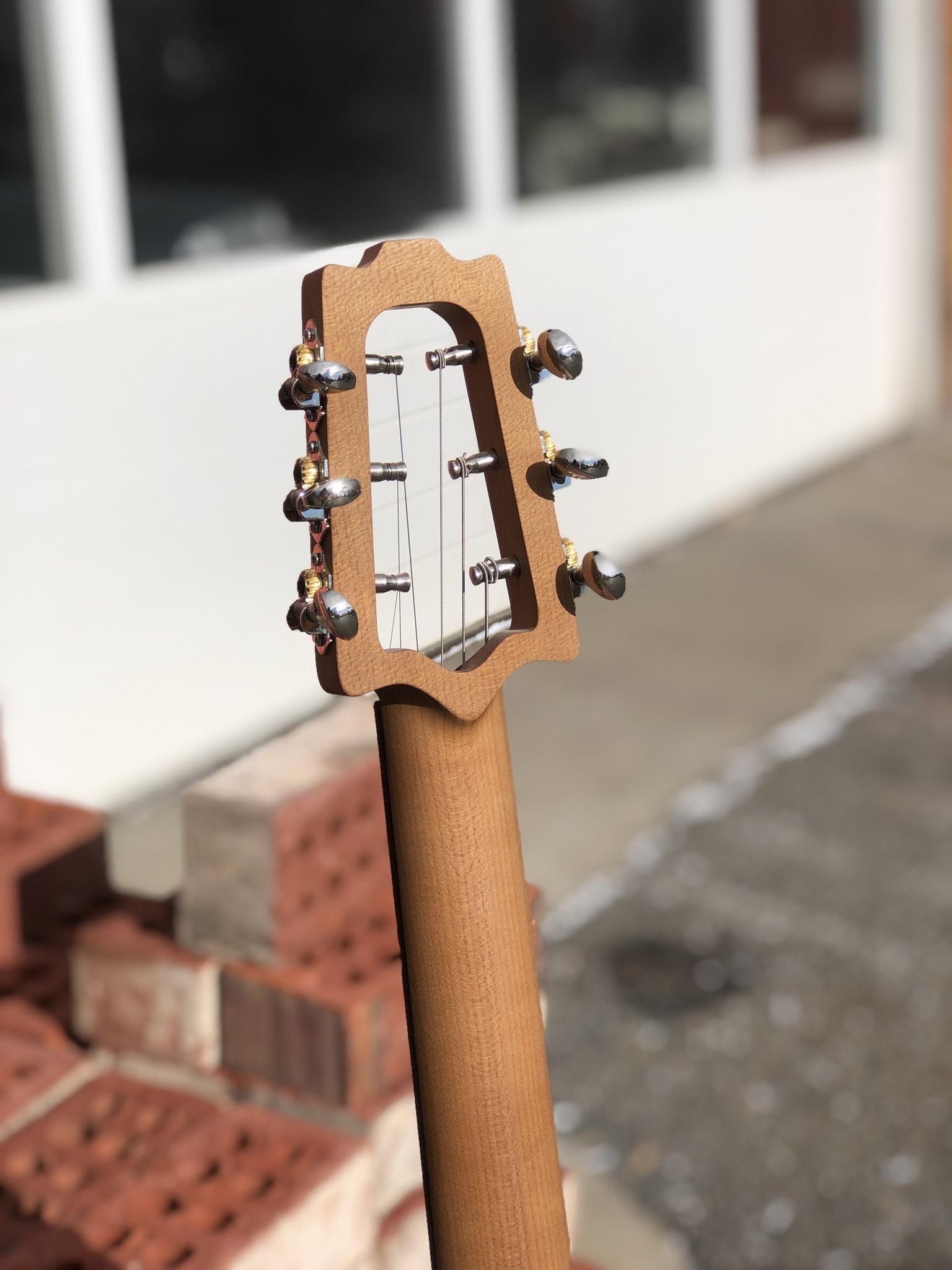 Hoosier Guitars Telegraph Prototype #2-5