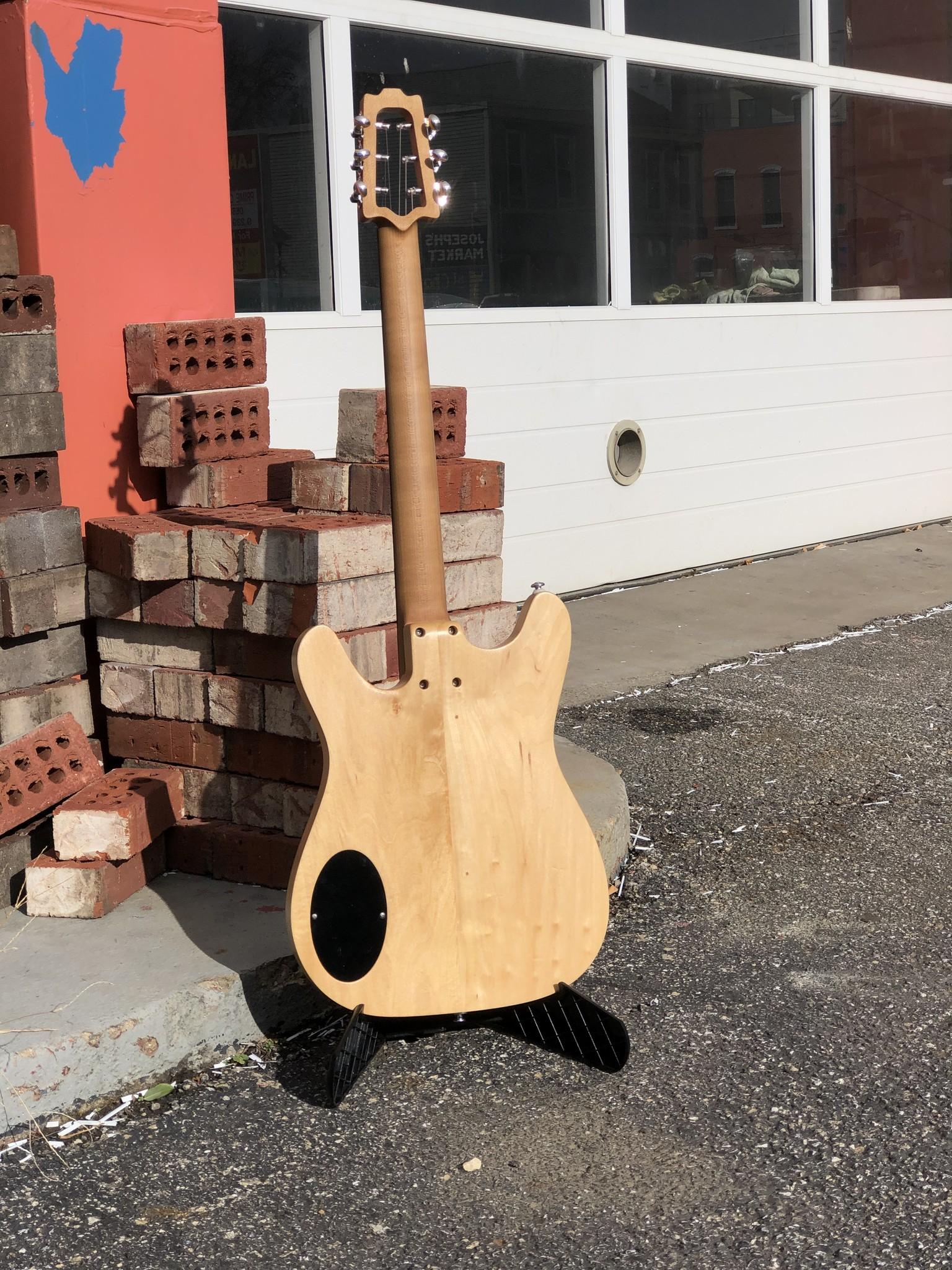 Hoosier Guitars Telegraph Prototype #2-7