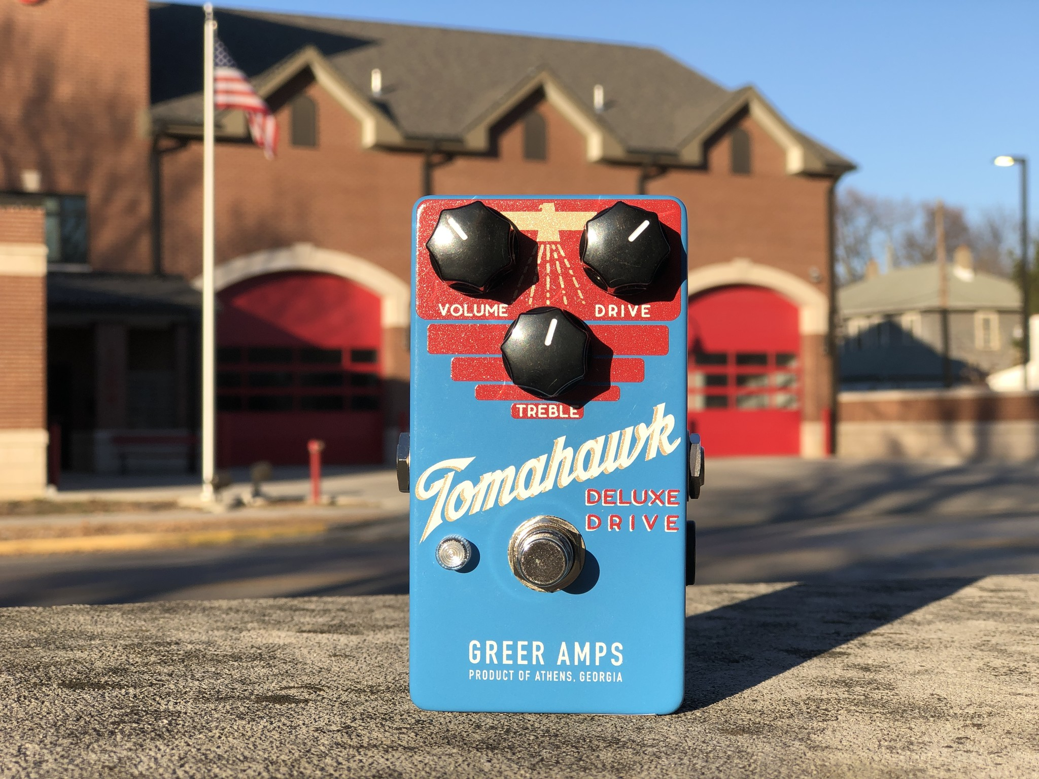 Greer Amps Tomahawk Overdrive-1