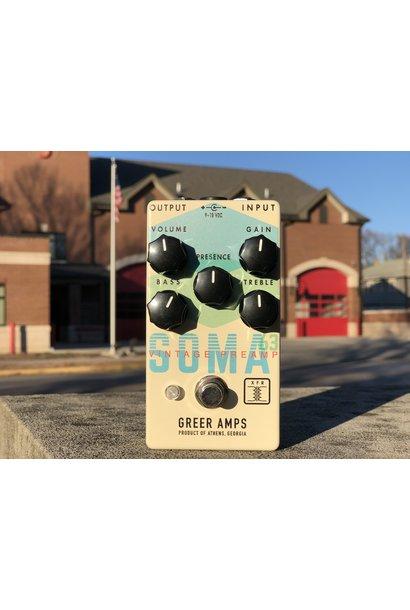 Greer Amps Soma '63 Vintage Preamp
