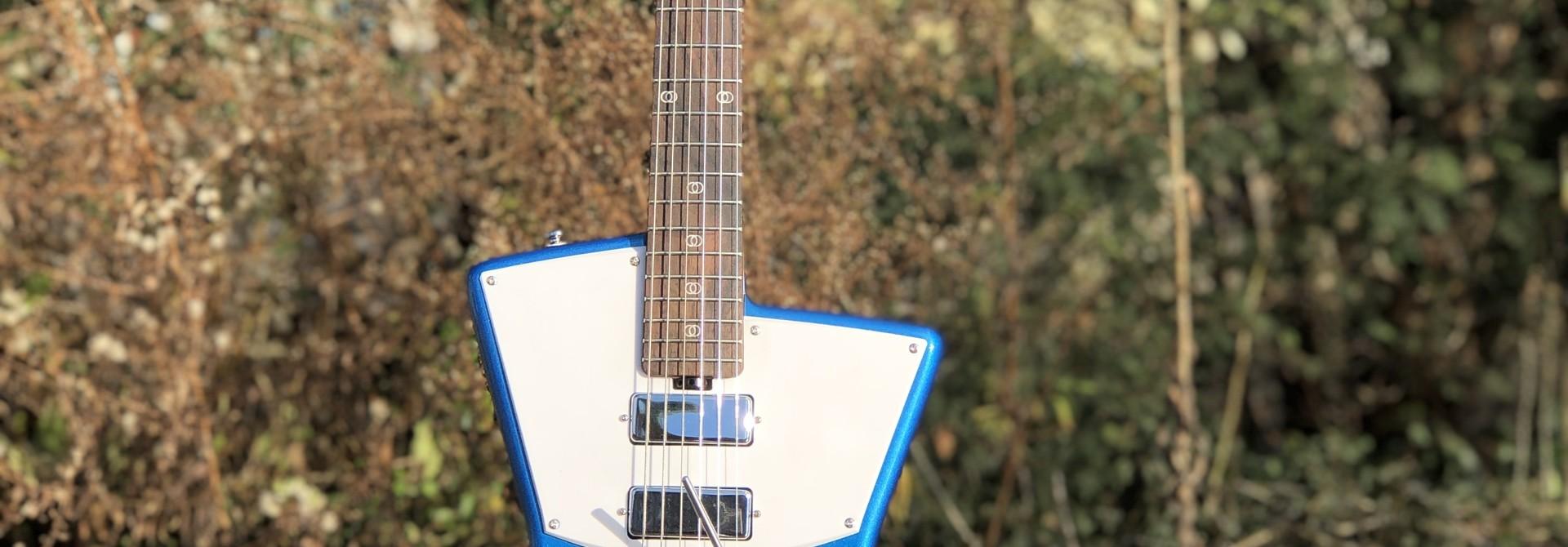 Sterling by Music Man St. Vincent w/ ProRockGear Rect. Bass Case