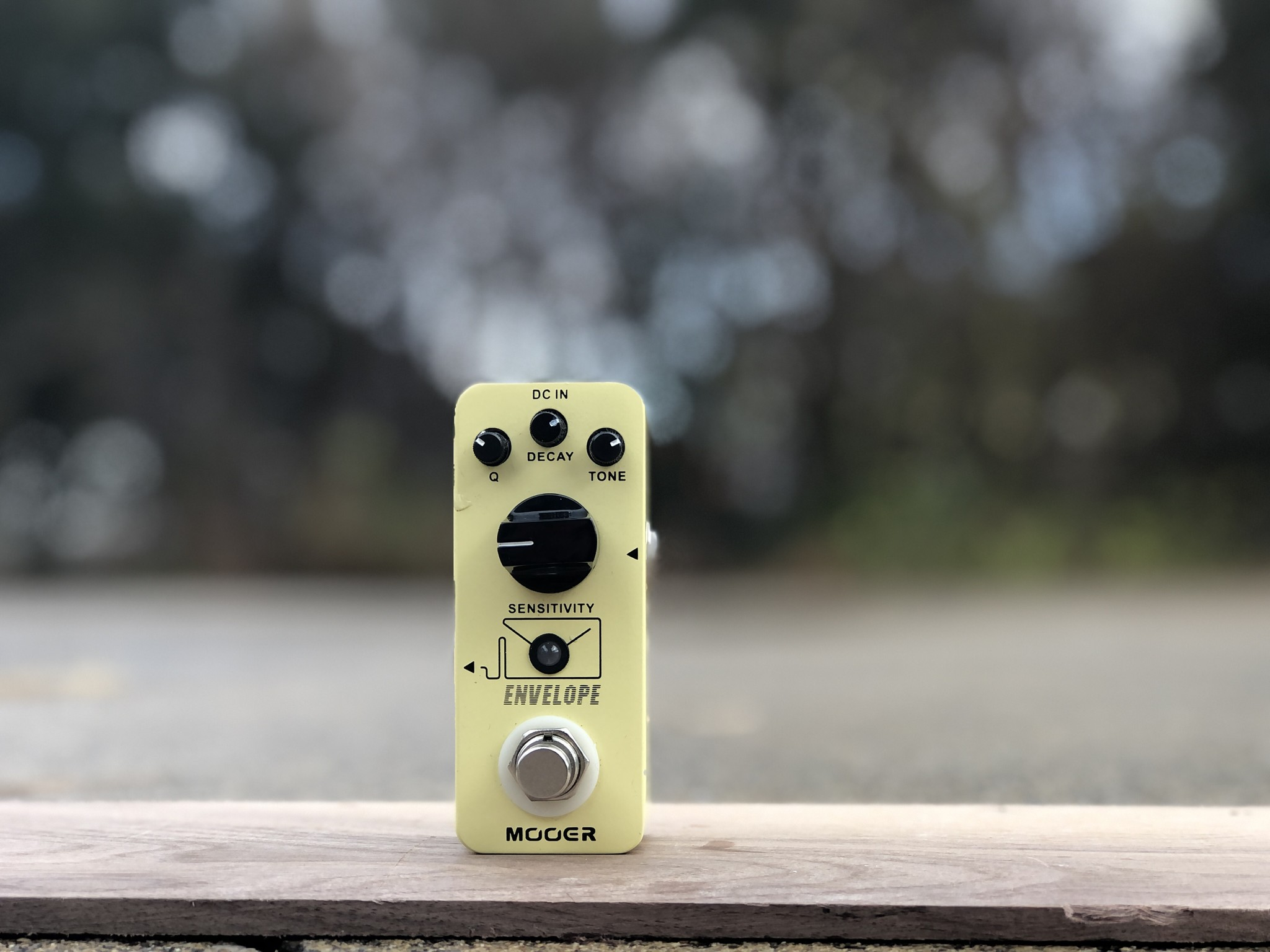 Mooer Envelope Micro Pedal Filter/AutoWah-1