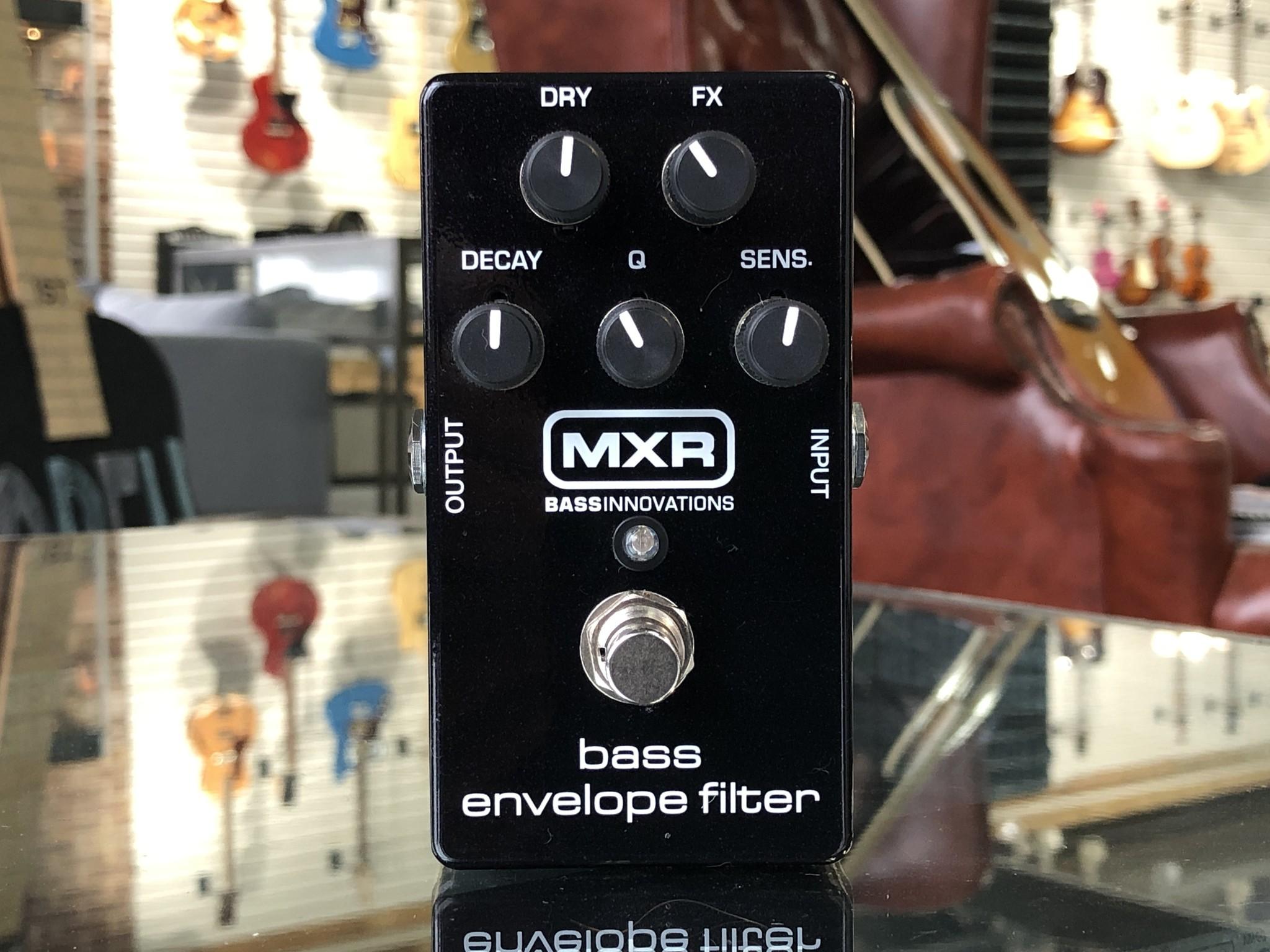 MXR Bass Envelope-1