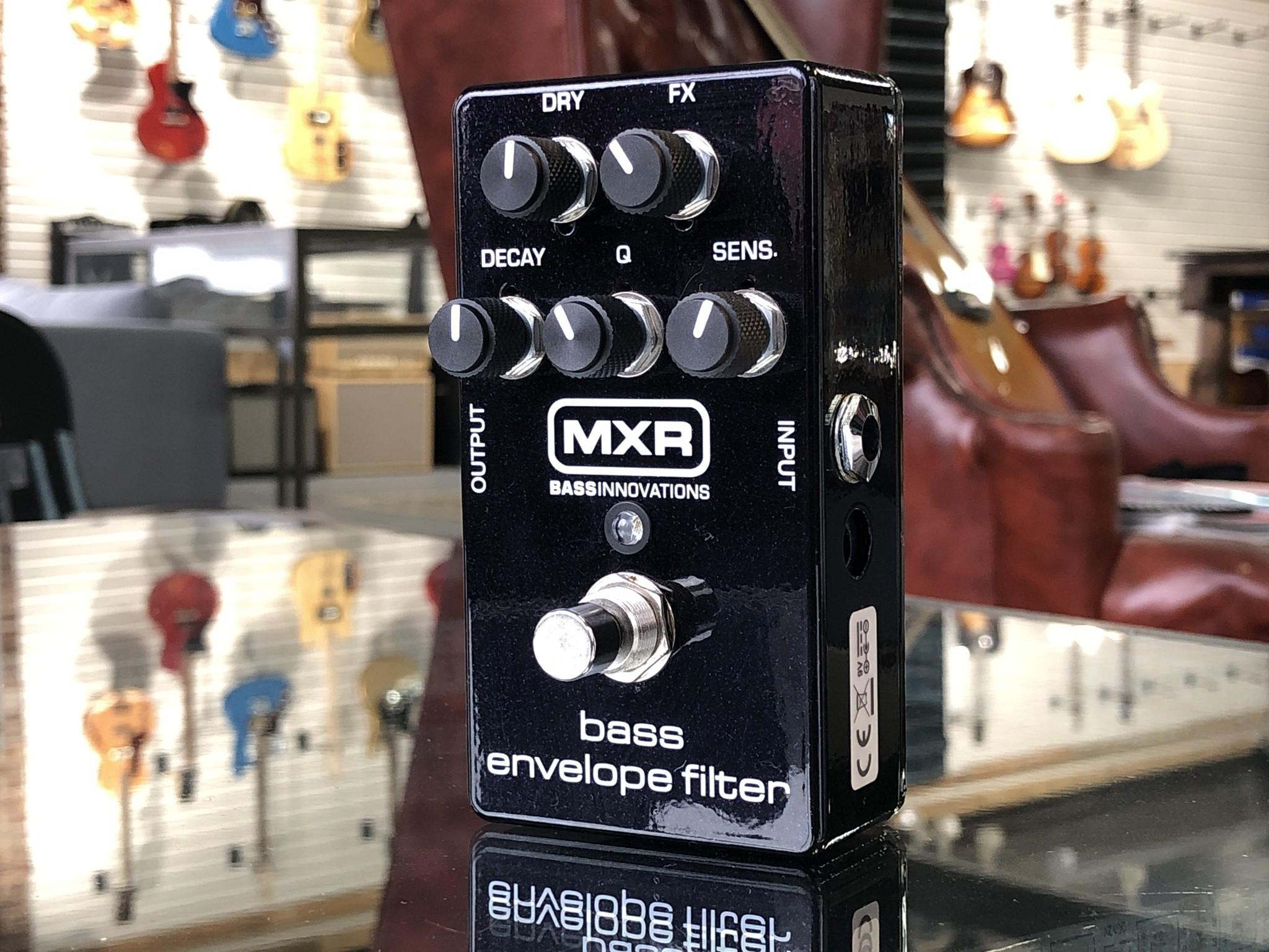 MXR Bass Envelope-3