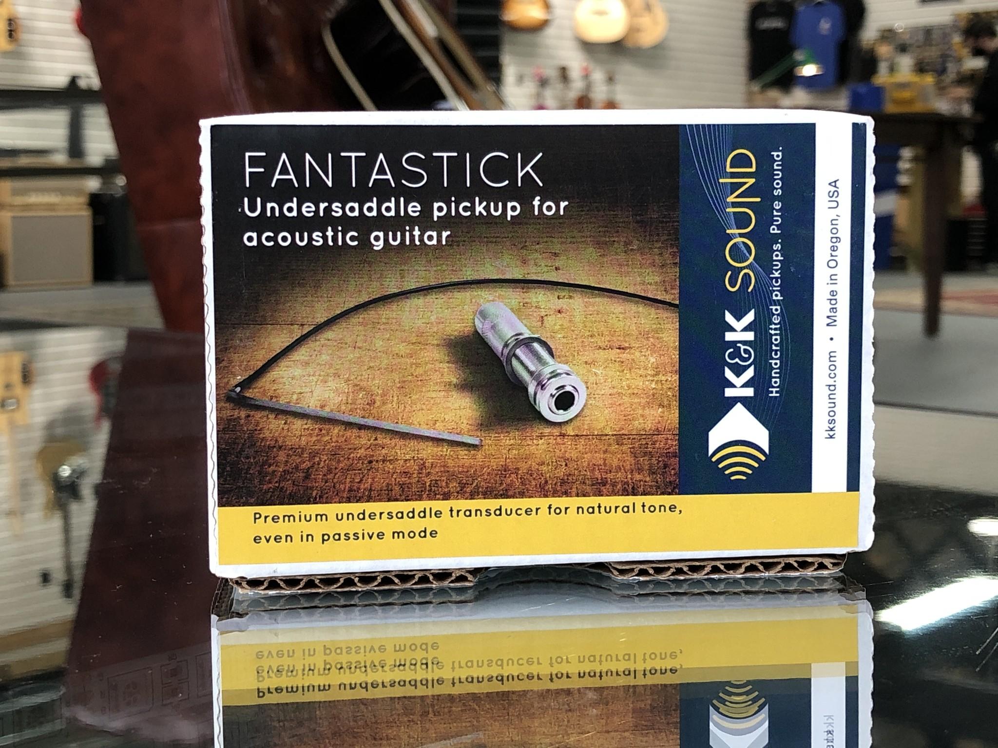 K&K FanTaStick Undersaddle Transducer-1