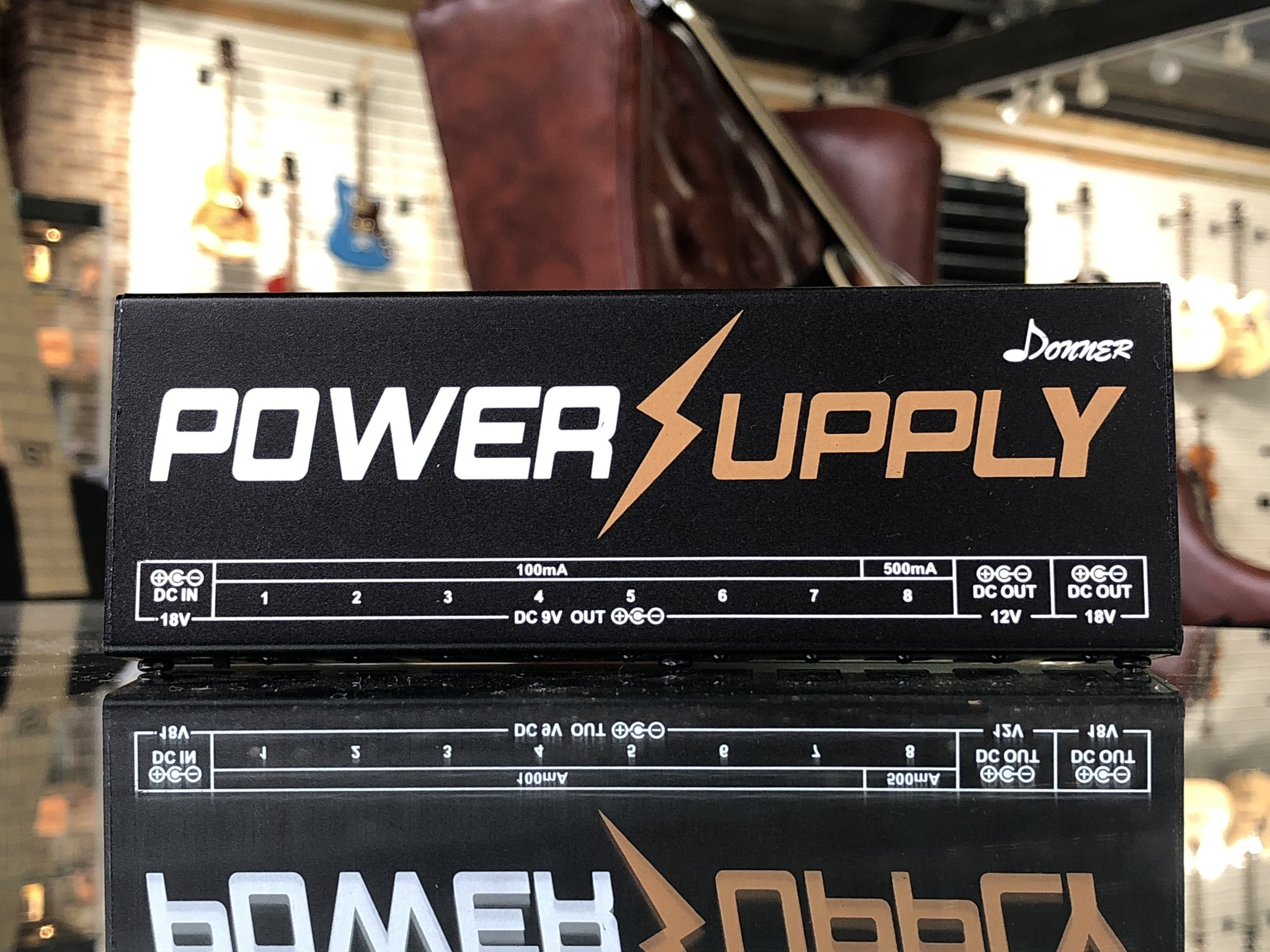 Donner DP-1 Power Supply-1