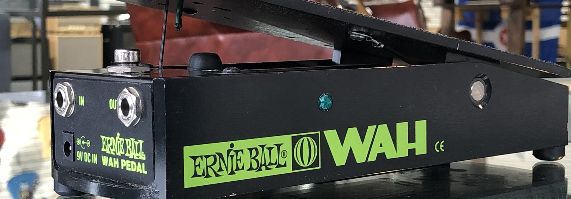 Ernie Ball 6185 Wah