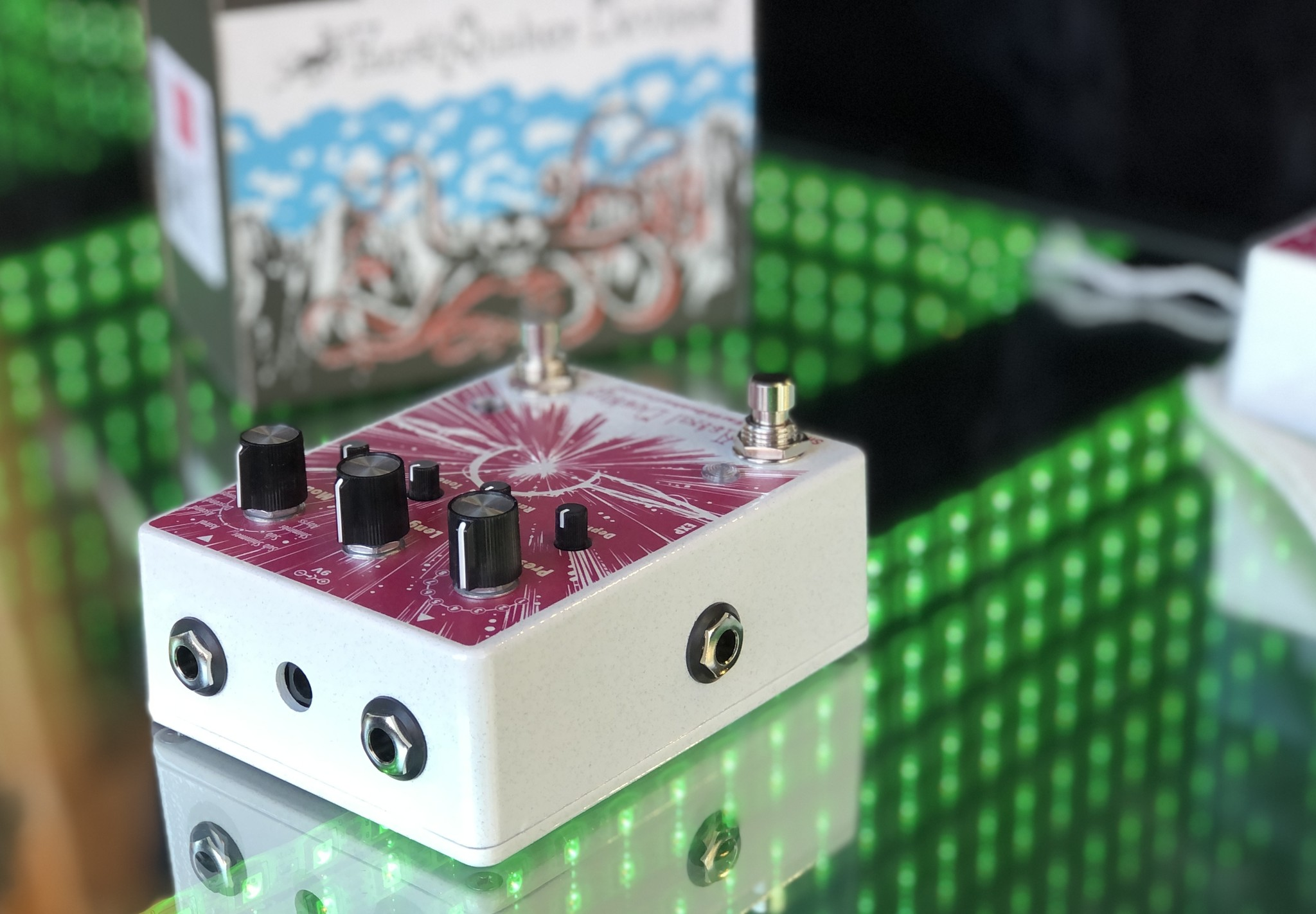 EarthQuaker Devices Astral Destiny-4