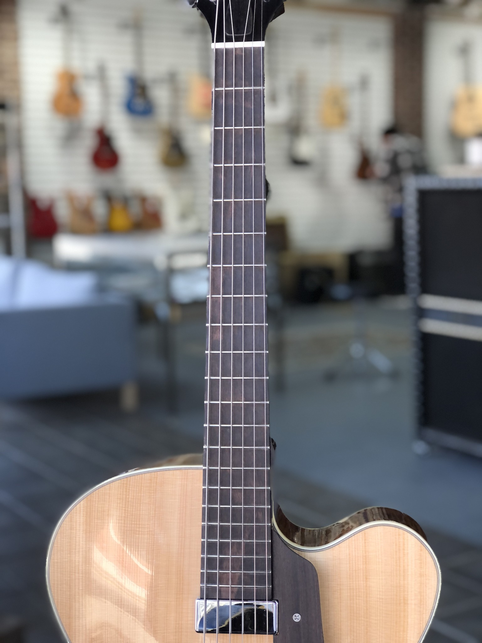 Archtop G5 - Galloup School-6