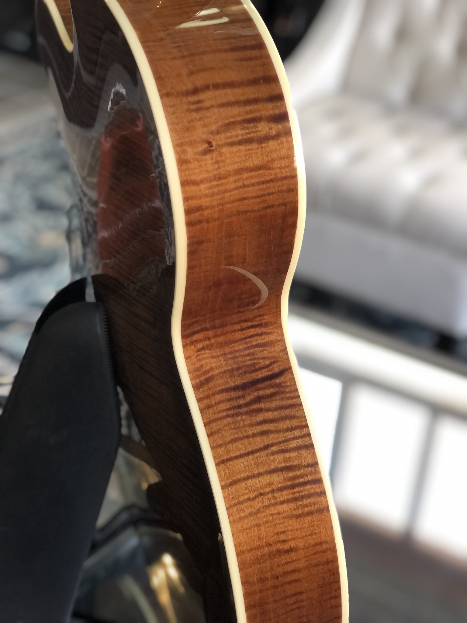 Archtop G5 - Galloup School-11