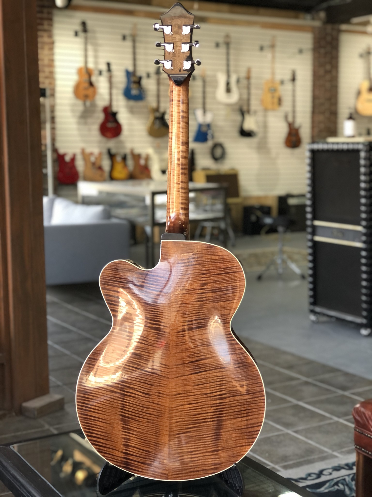Archtop G5 - Galloup School-12