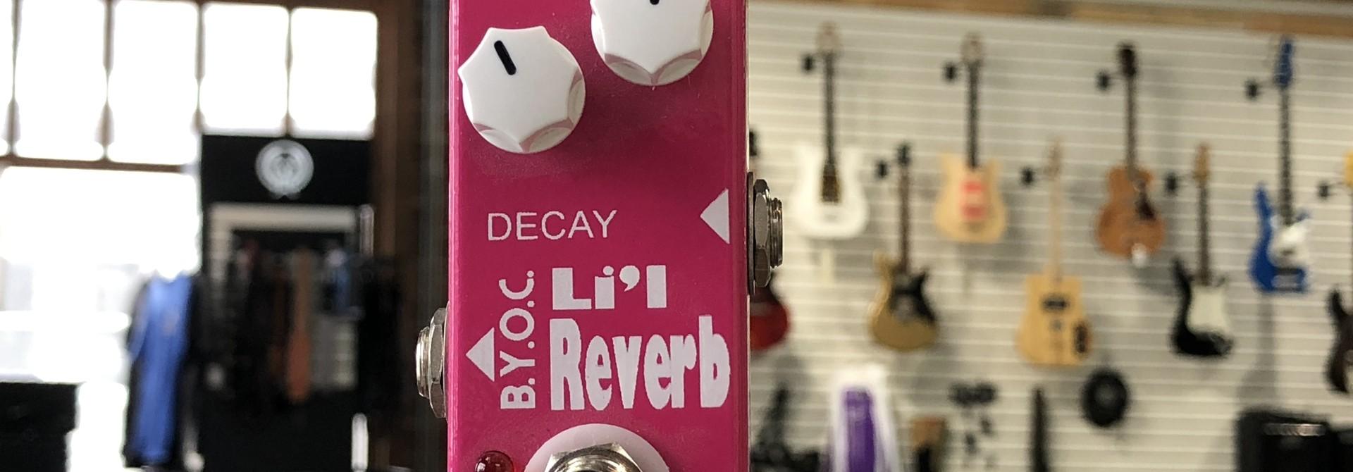 B.Y.O.C. Li'l Reverb