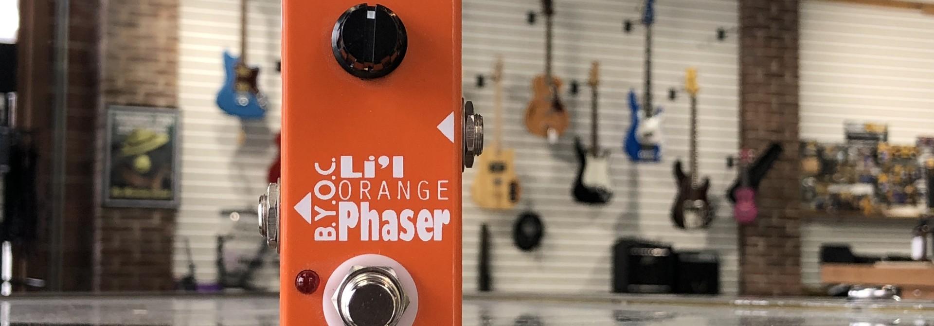 B.Y.O.C. Li'l Orange Phaser