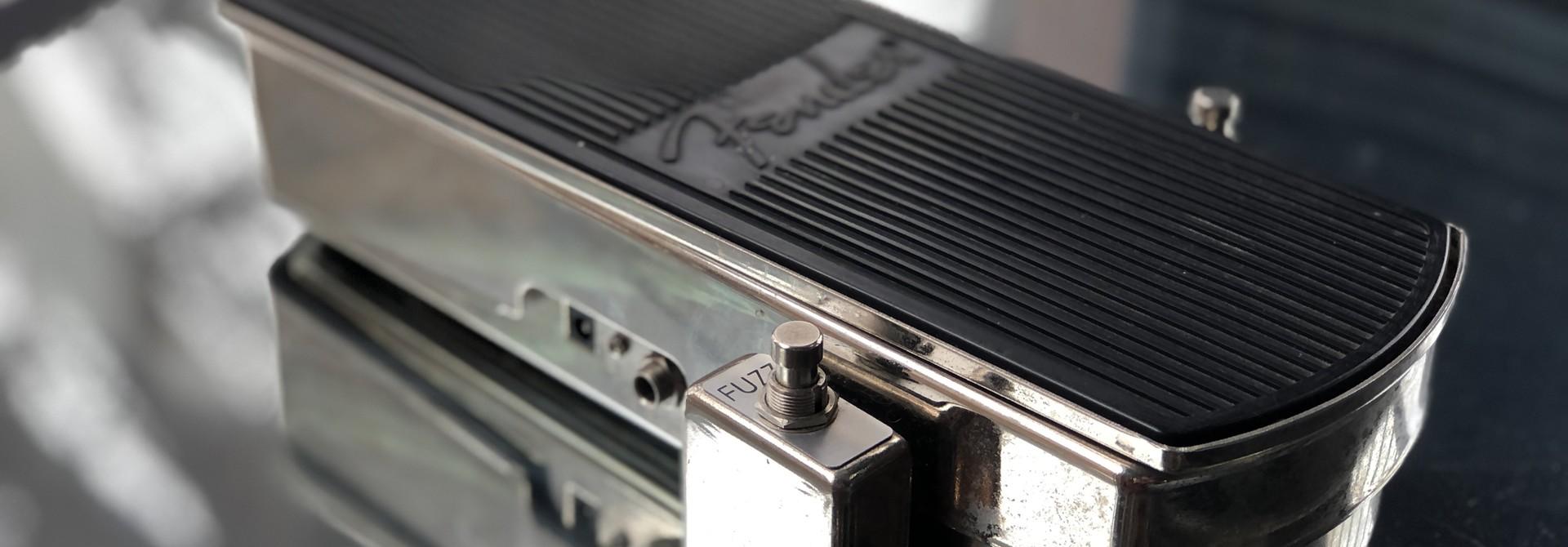 Fender Fuzz Wah Reissue