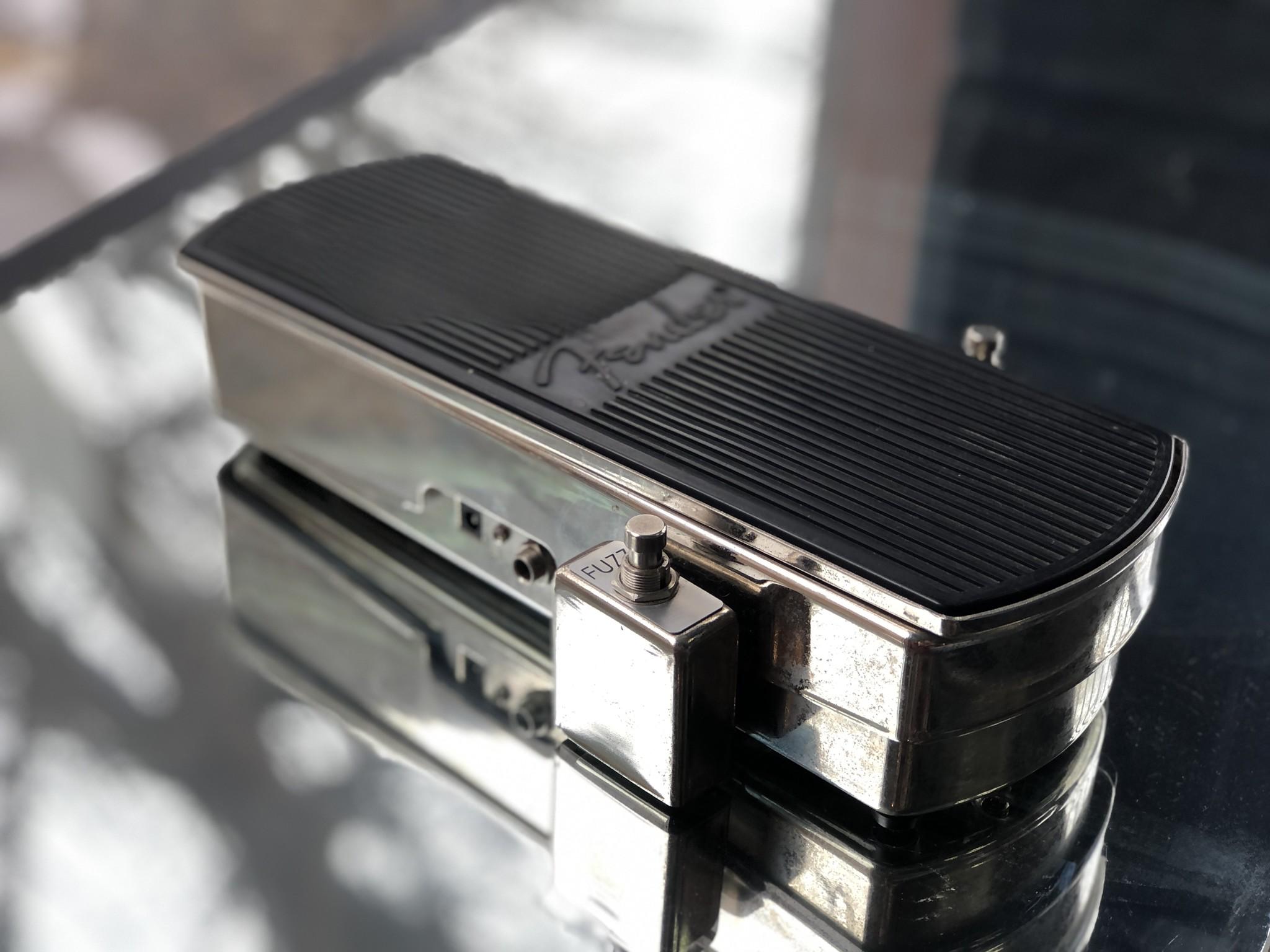 Fender Fuzz Wah Reissue-1