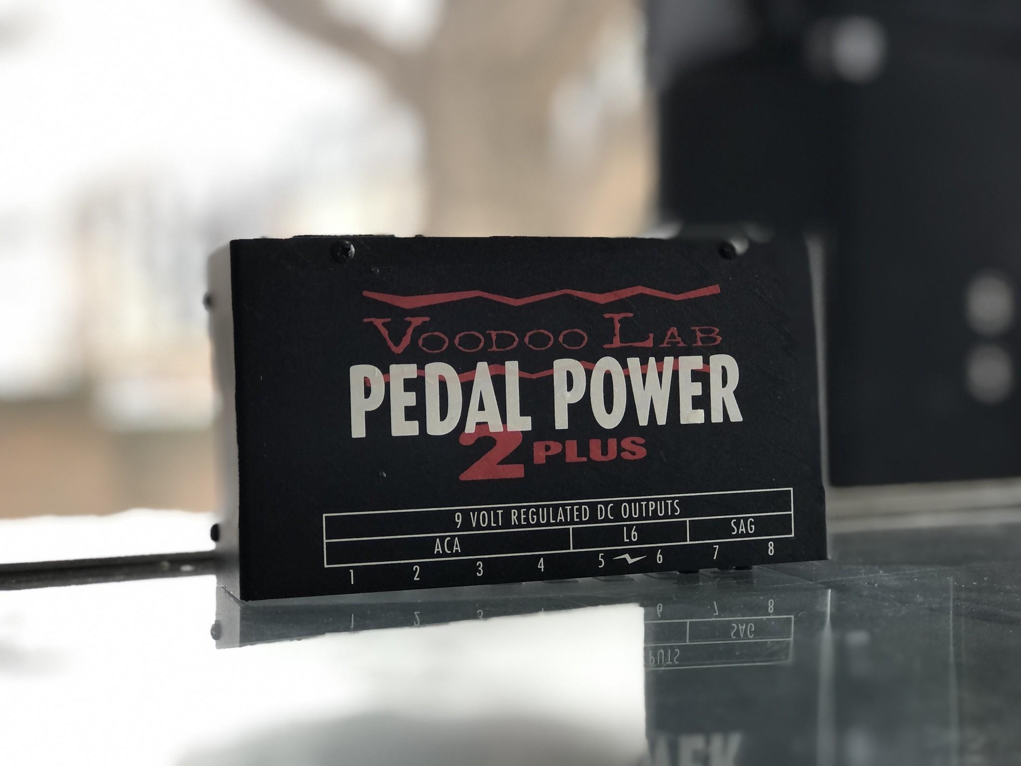 Voodoo Lab Pedal Power 2 Plus-1