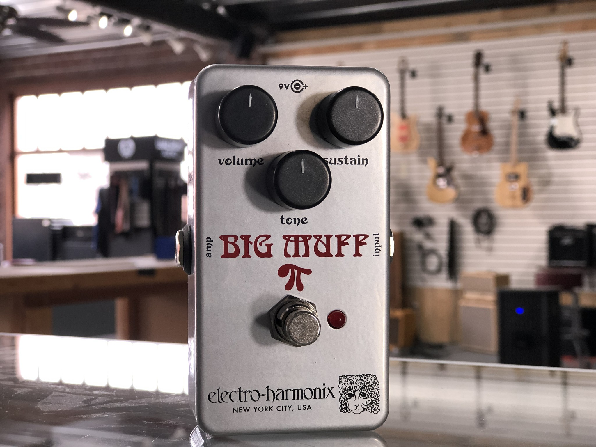 EHX Ram's Head Big Muff  Distortion-1