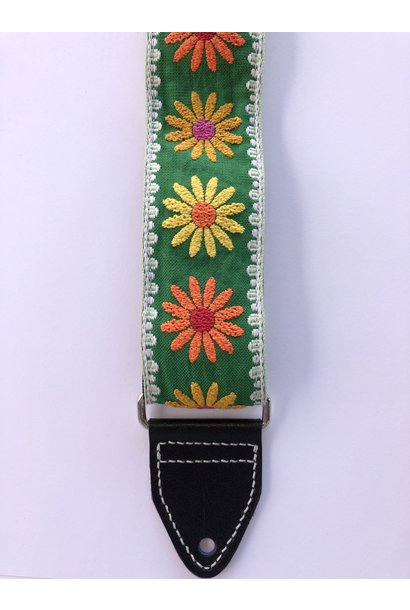 Tremolo Leather Co Daisy Strap