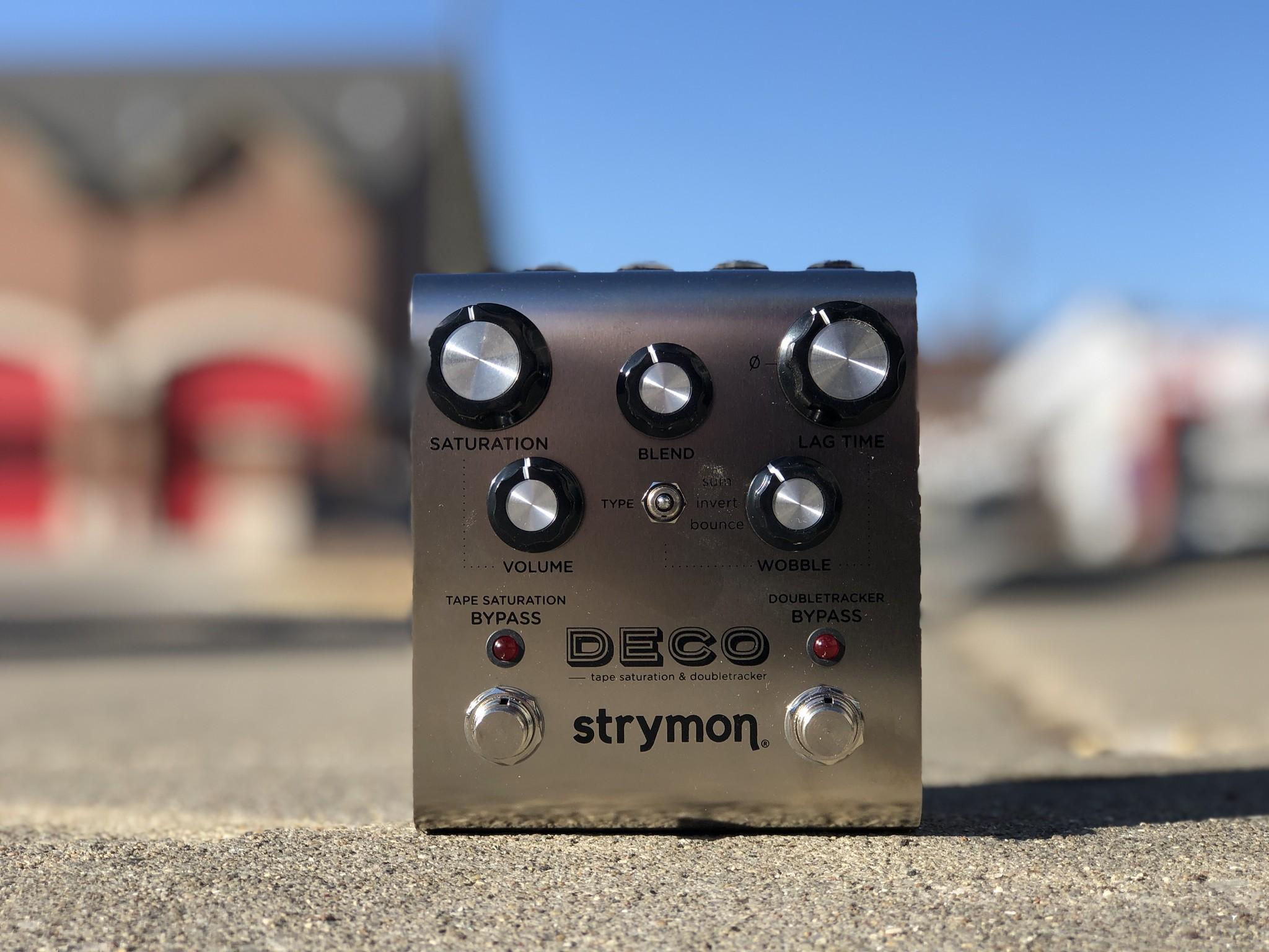 Strymon Deco Tape Delay-1