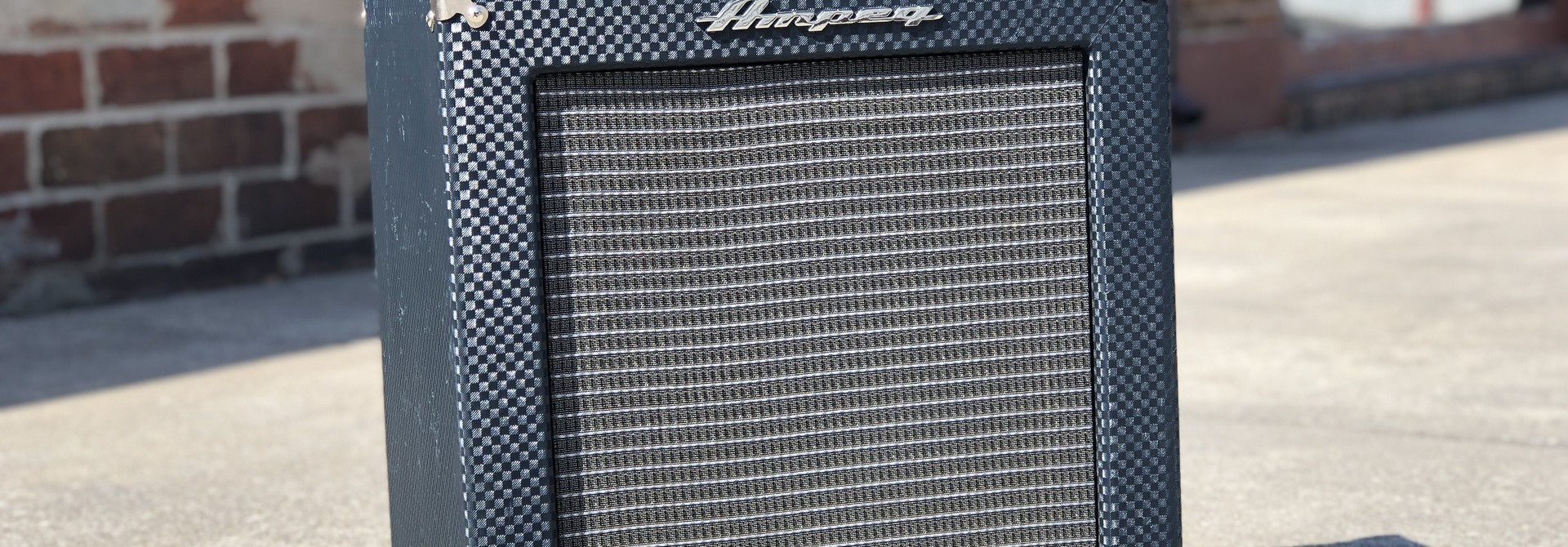 Ampeg B-100R Rocket Bass Amp