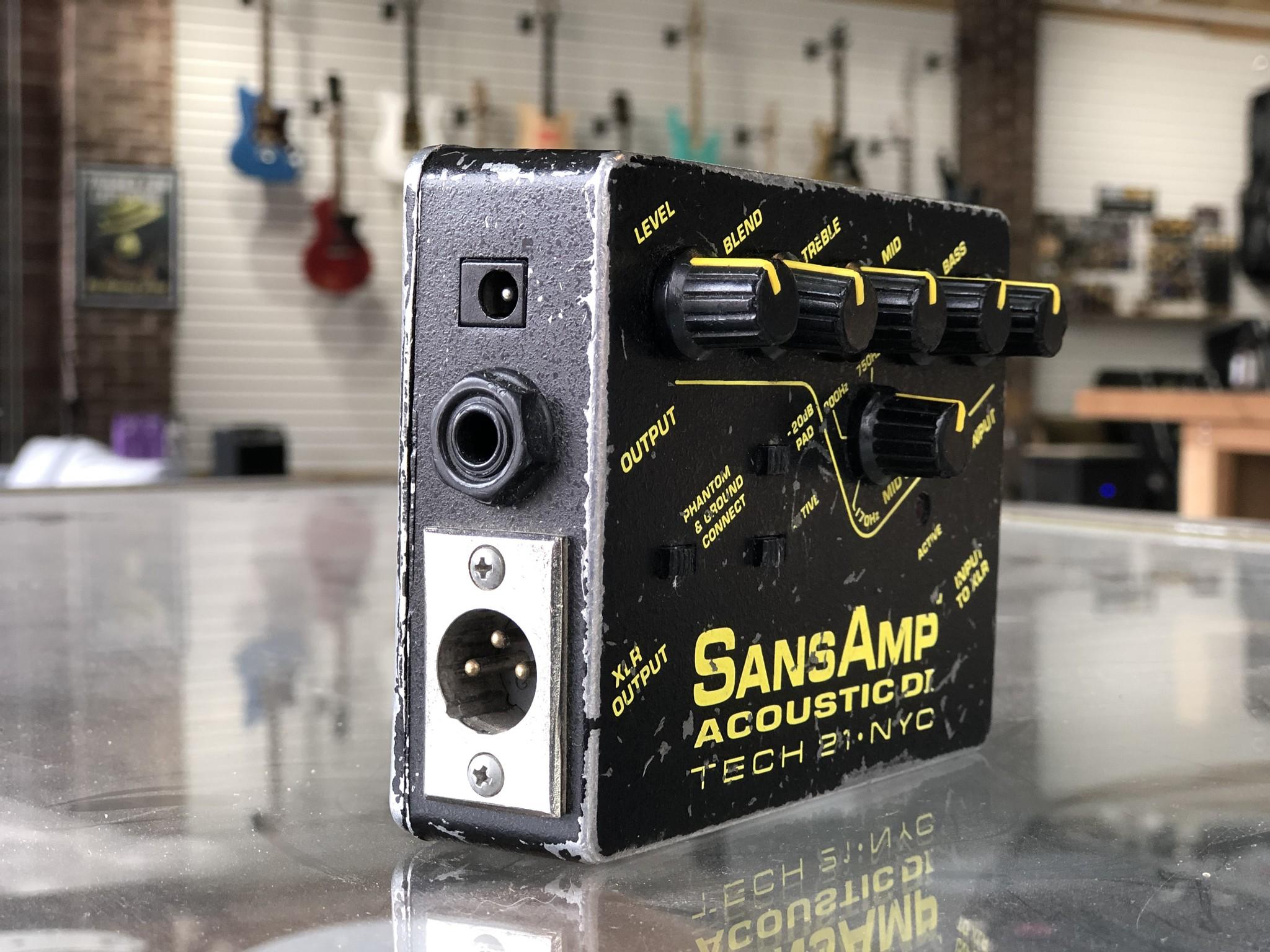 Tech 21 SansAmp Acoustic DI-2
