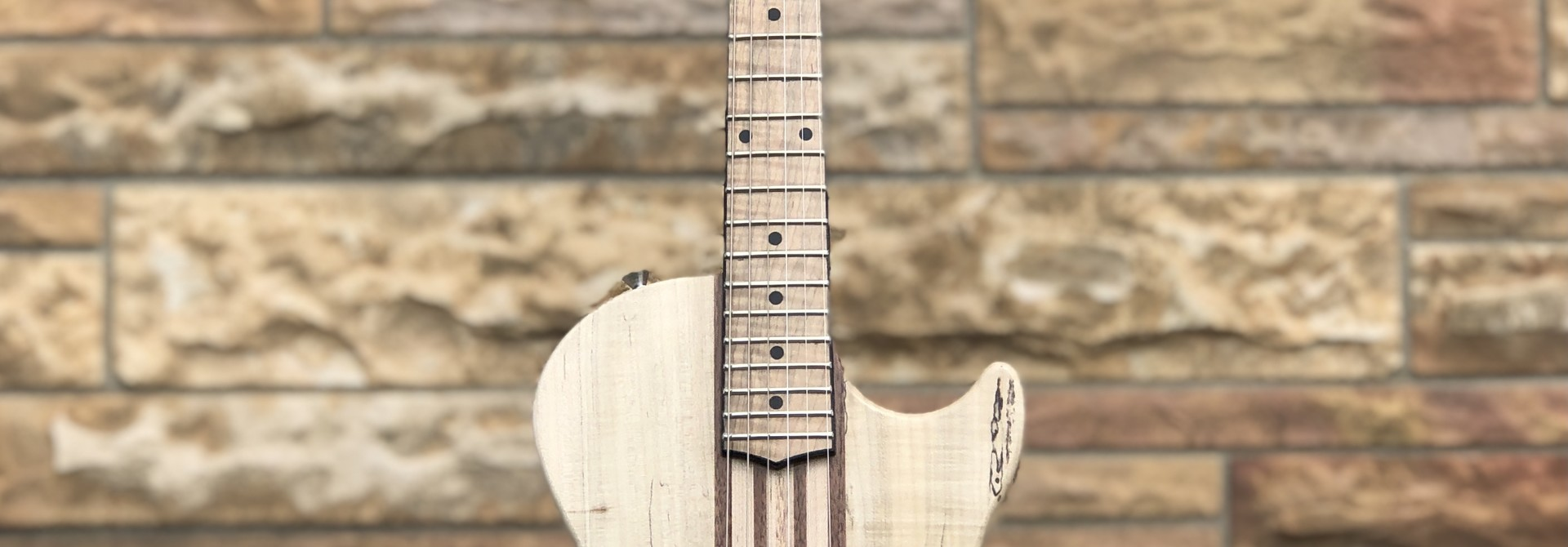 2021 Neck Through JML Single Cutaway