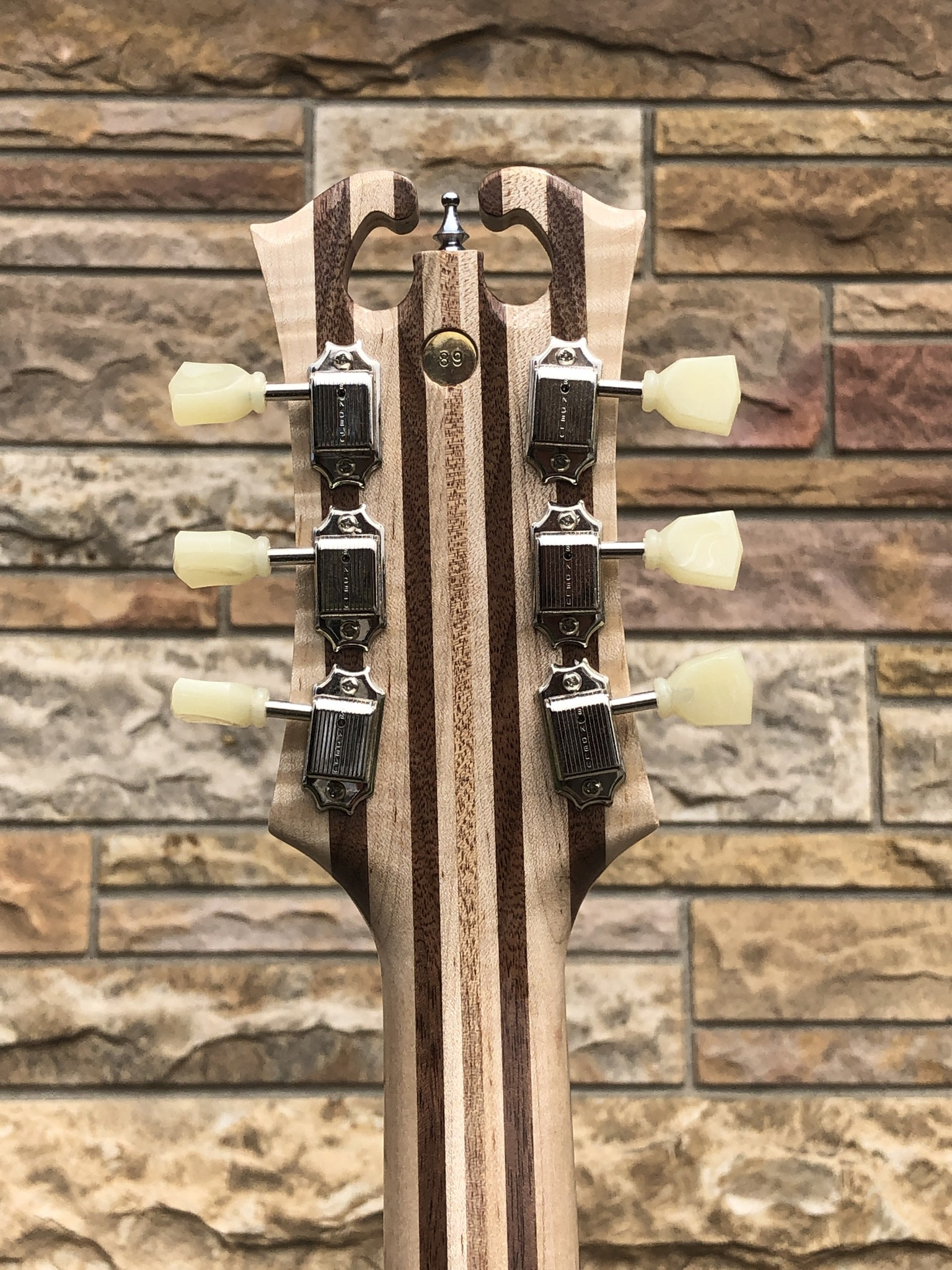 2021 Neck Through JML Single Cutaway-6