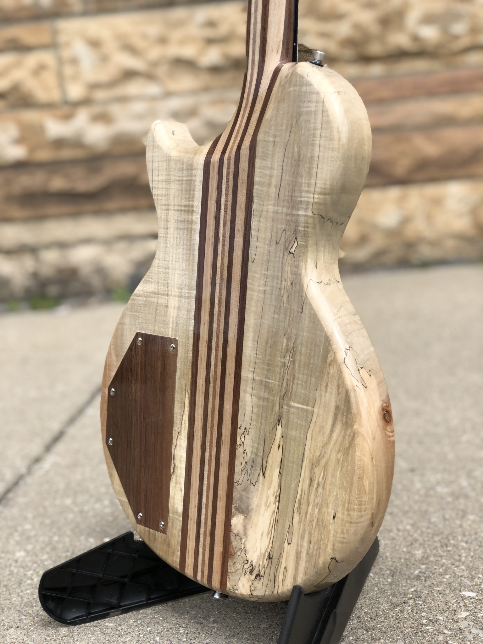 2021 Neck Through JML Single Cutaway-9