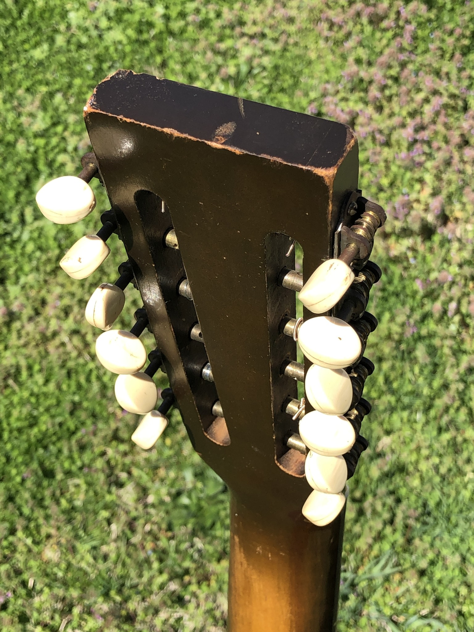 1960s Stella 12-string (strung up for 6 string) 7164 H922-7