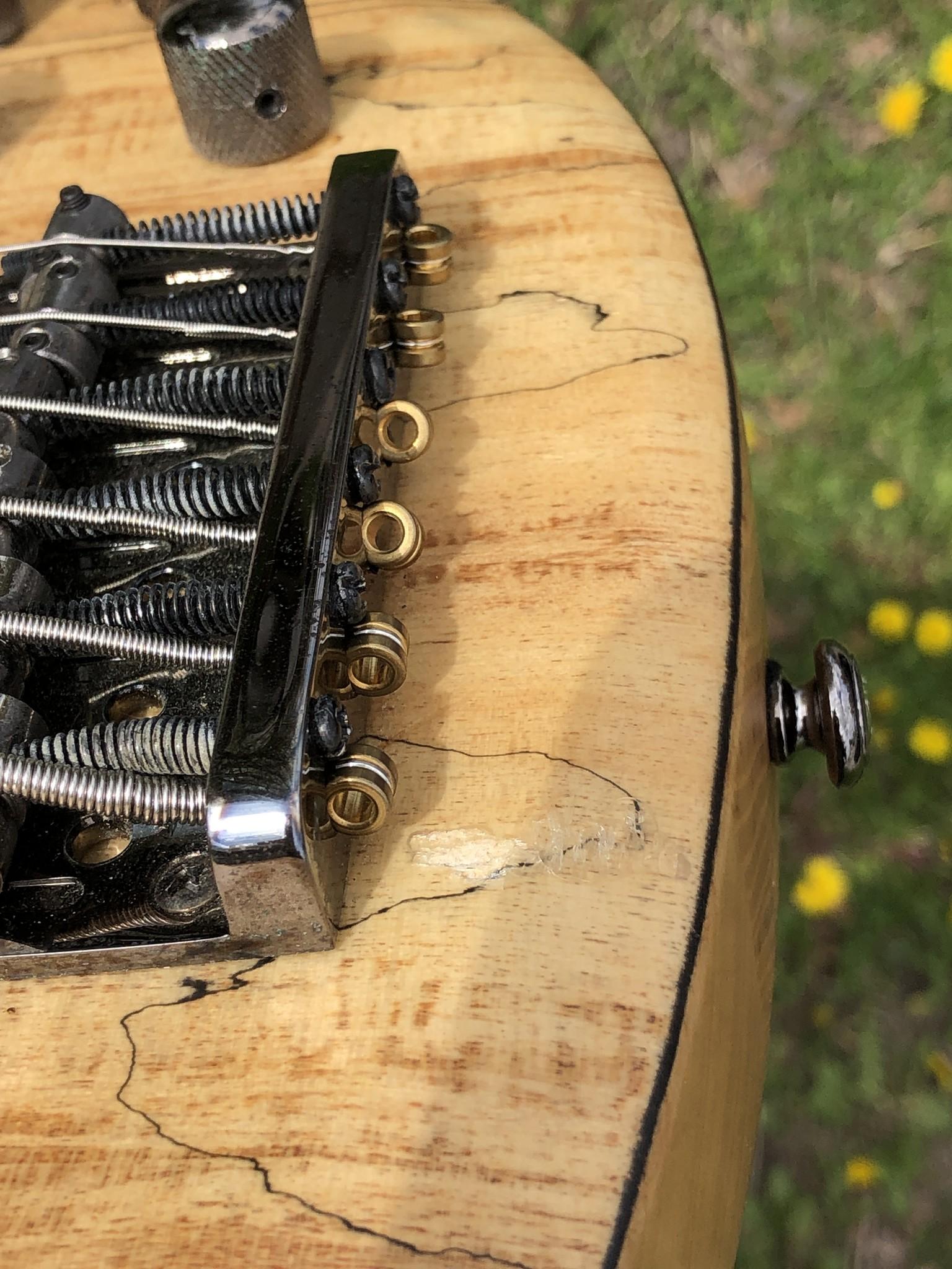 LTD by ESP B-206SM 6-string Bass-9