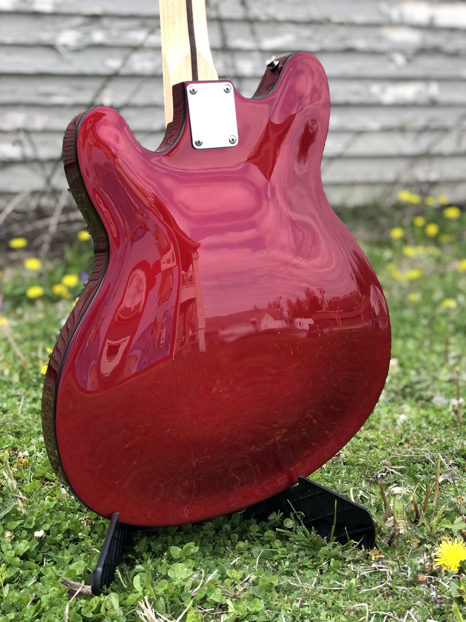 Squier Affinity Starcaster w/ Filtertron Pickups-10