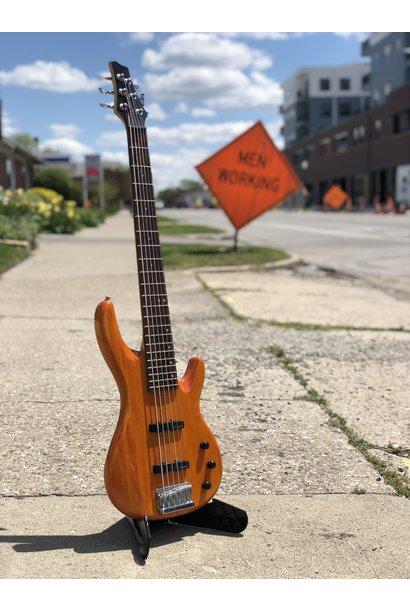 Alvarez 6-String Bass