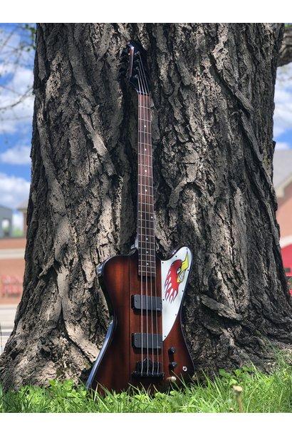 "Epiphone Thunderbird Bass ""The Pecker"" w/ EMG pickups"