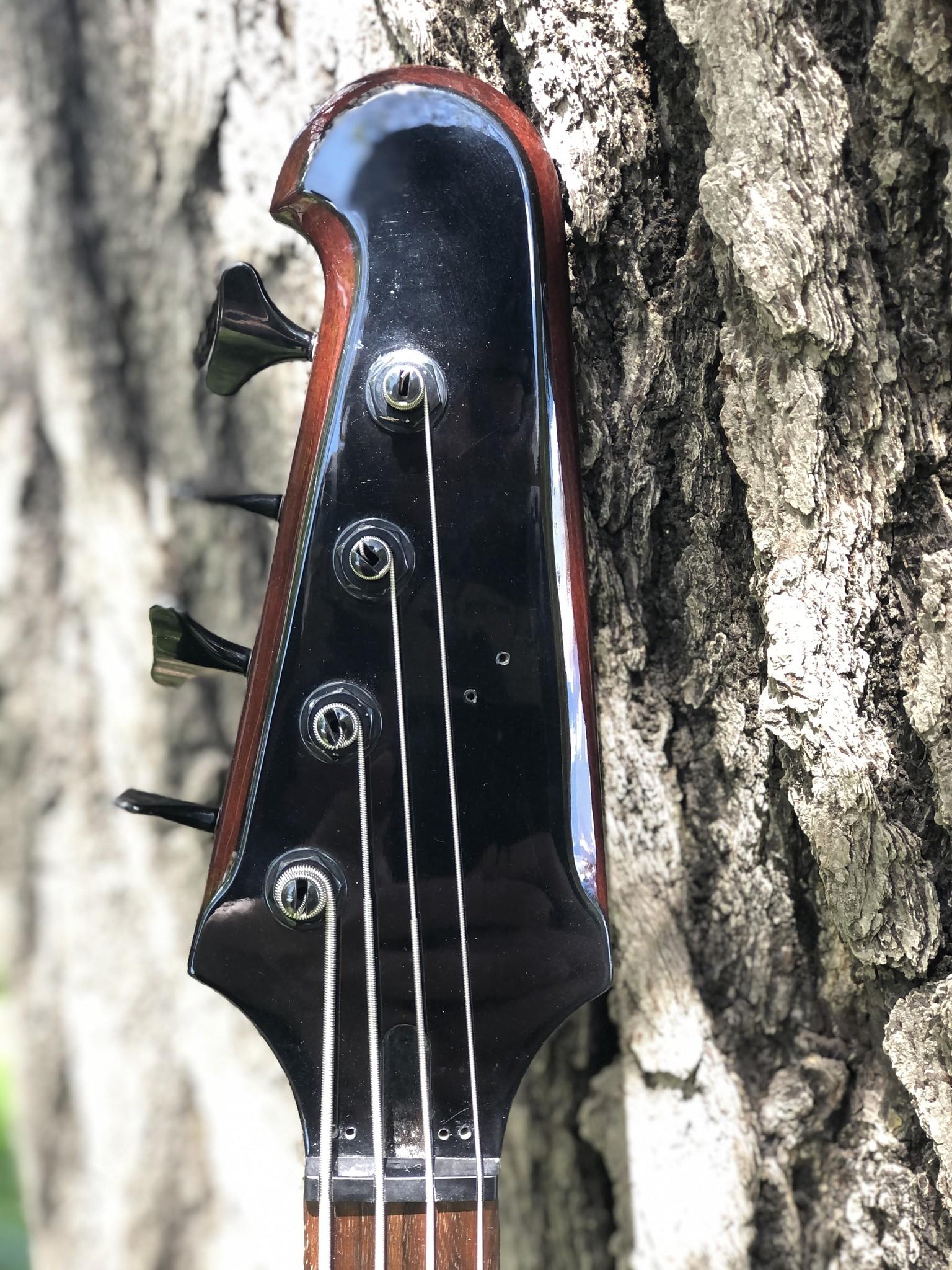 "Epiphone Thunderbird Bass ""The Pecker"" w/ EMG pickups-4"